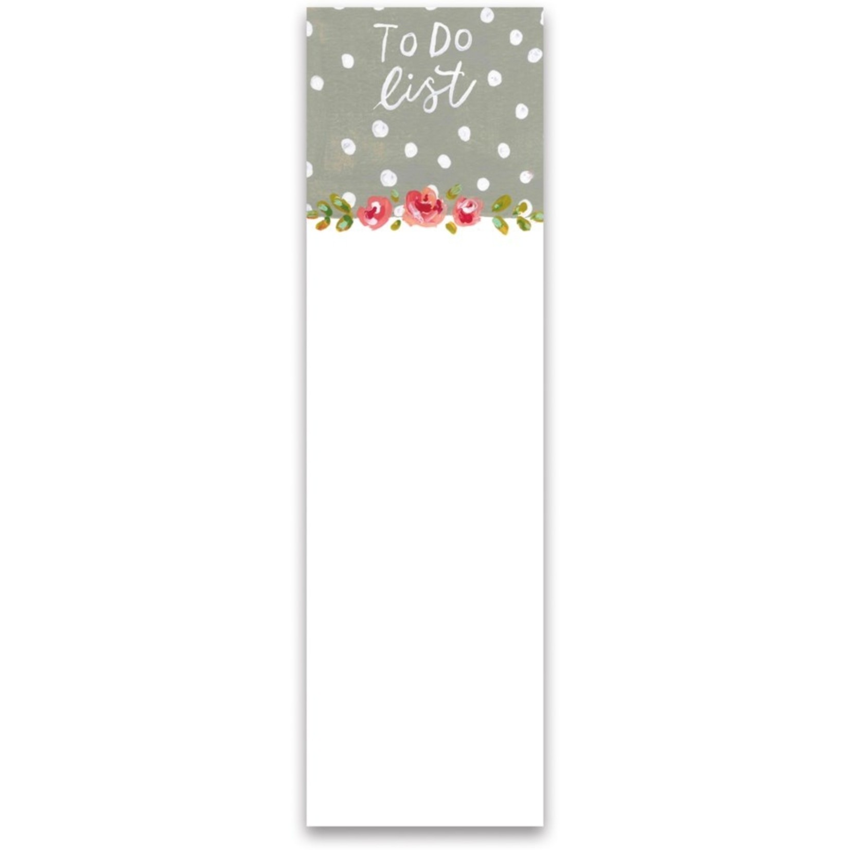 List Notepad - To Do List, Flowers