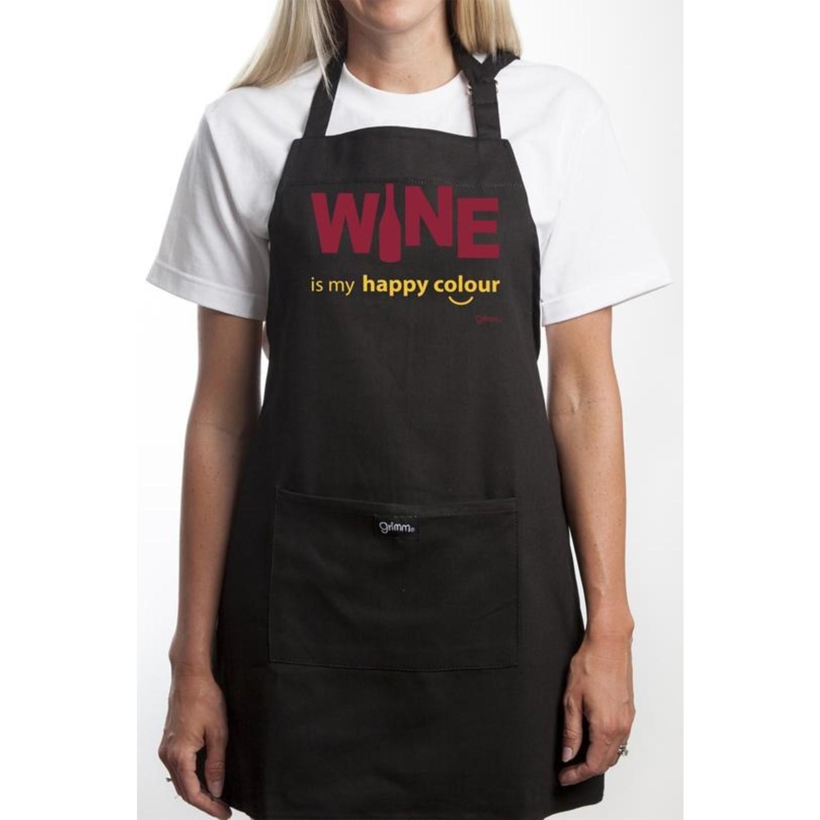 Adult Apron - Wine