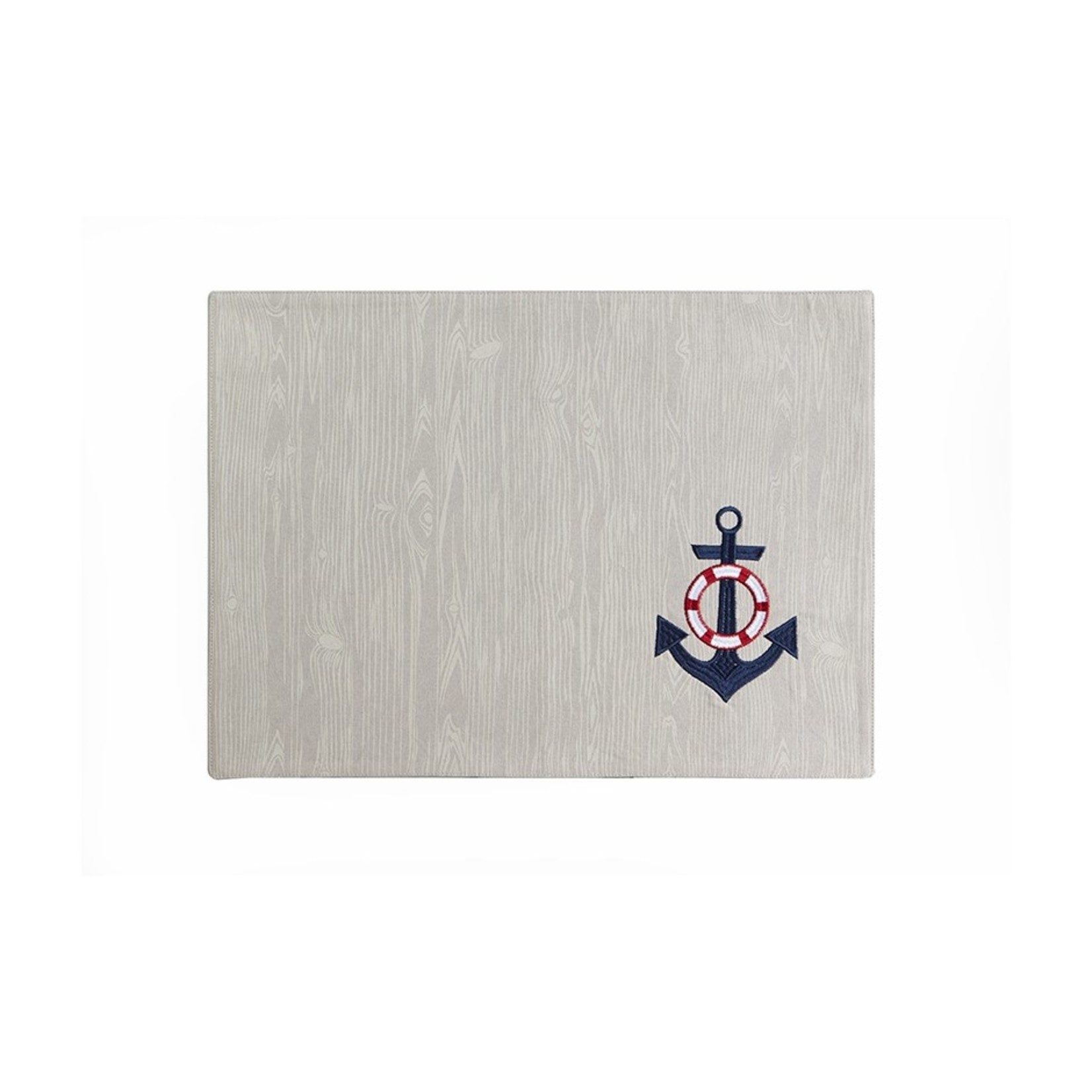 NEW NAUTICAL PLACEMAT BLUE