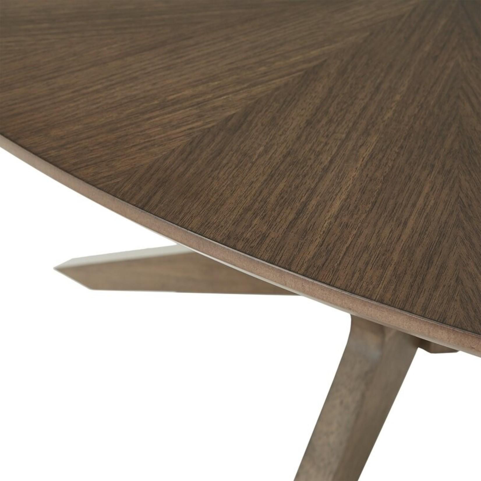 *Pedestal Coffee Table - Slight Damage