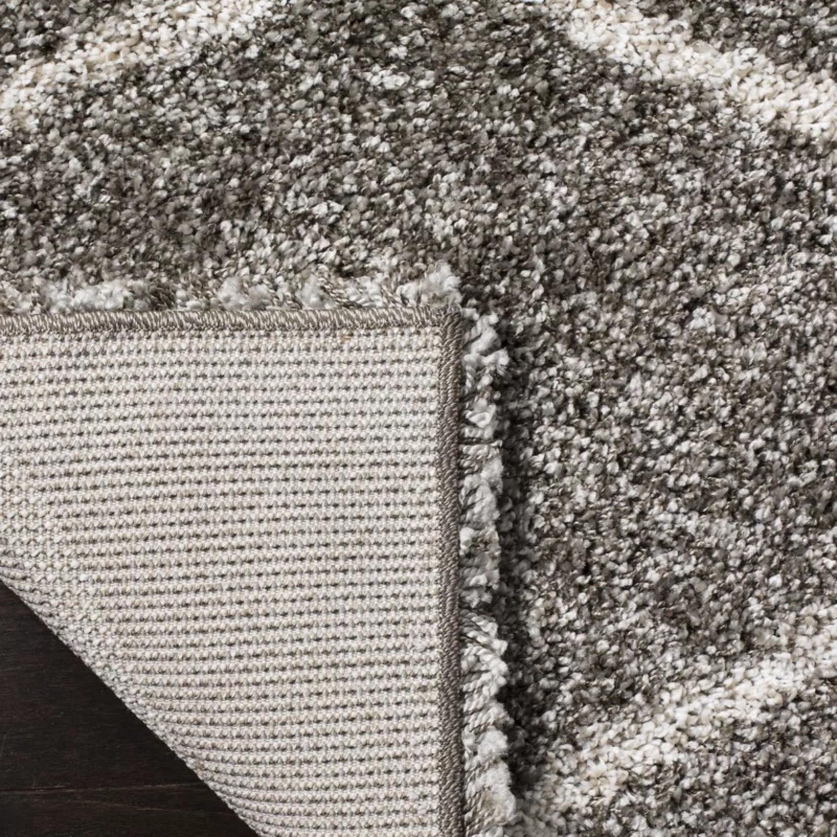 * 6' x 9' - Timmothy Geometric Gray/Ivory Area Rug