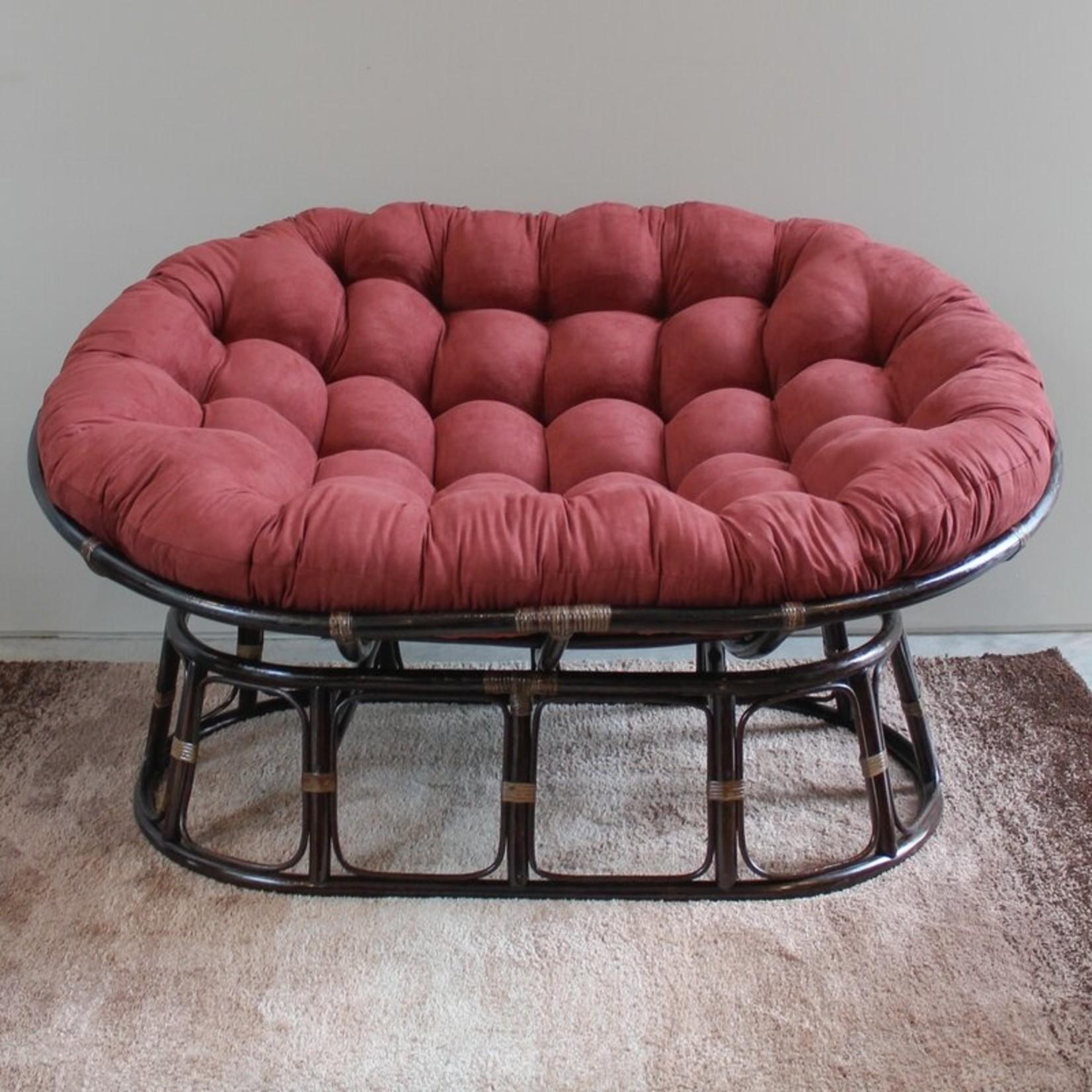 *Papasan Premium Indoor Lounge Chair Cushion - CUSHION ONLY