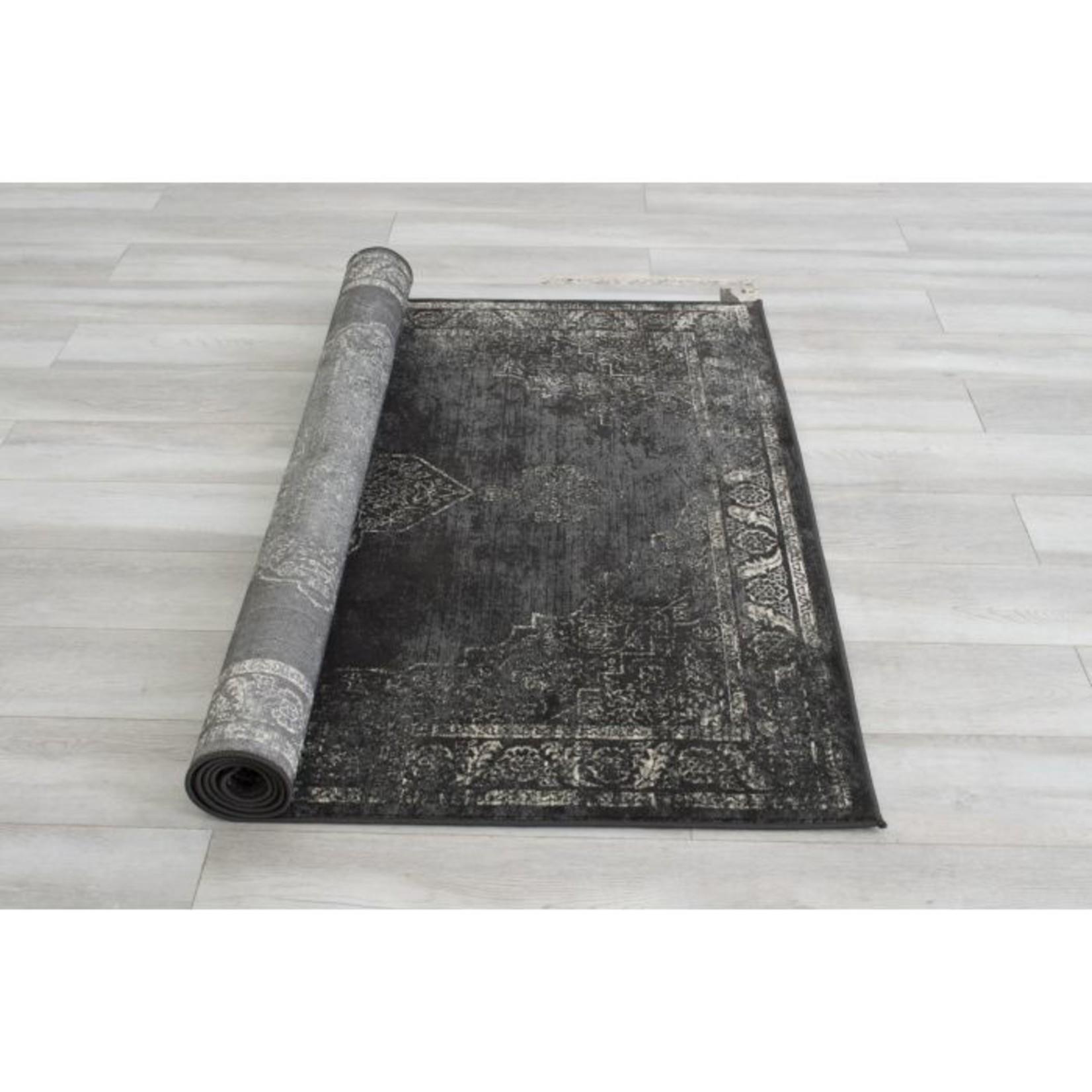 *7'7 x 10' - Persian Accent Rug - Graphite