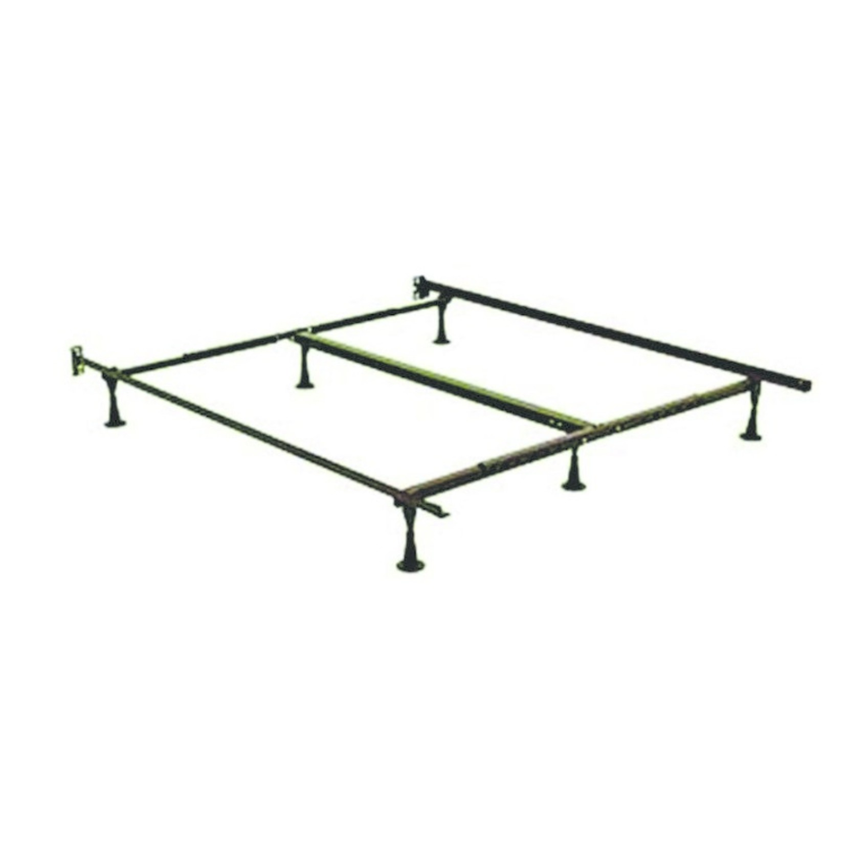 *Queen/King - Bed Frame - Missing 1 Foot - Final Sale