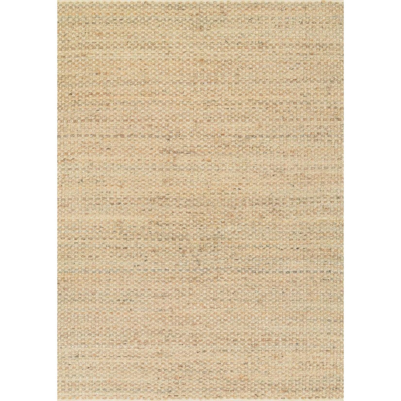 *5' x 8' - Fairfax Hand-Loomed Cotton Beige Area Rug