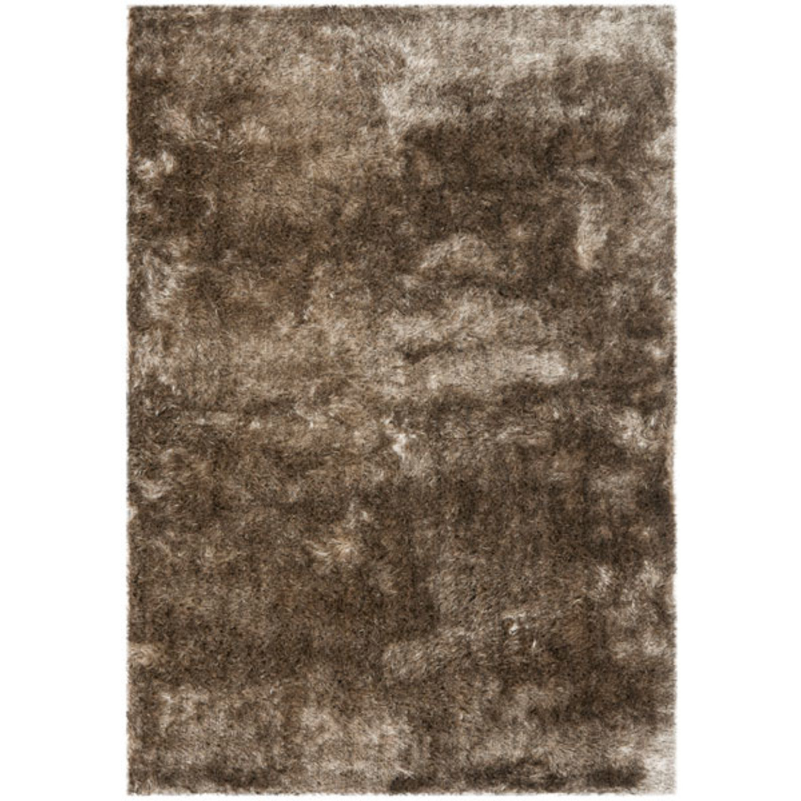 *4' x 6' - Montpelier Handmade Tufted Brown Area Rug