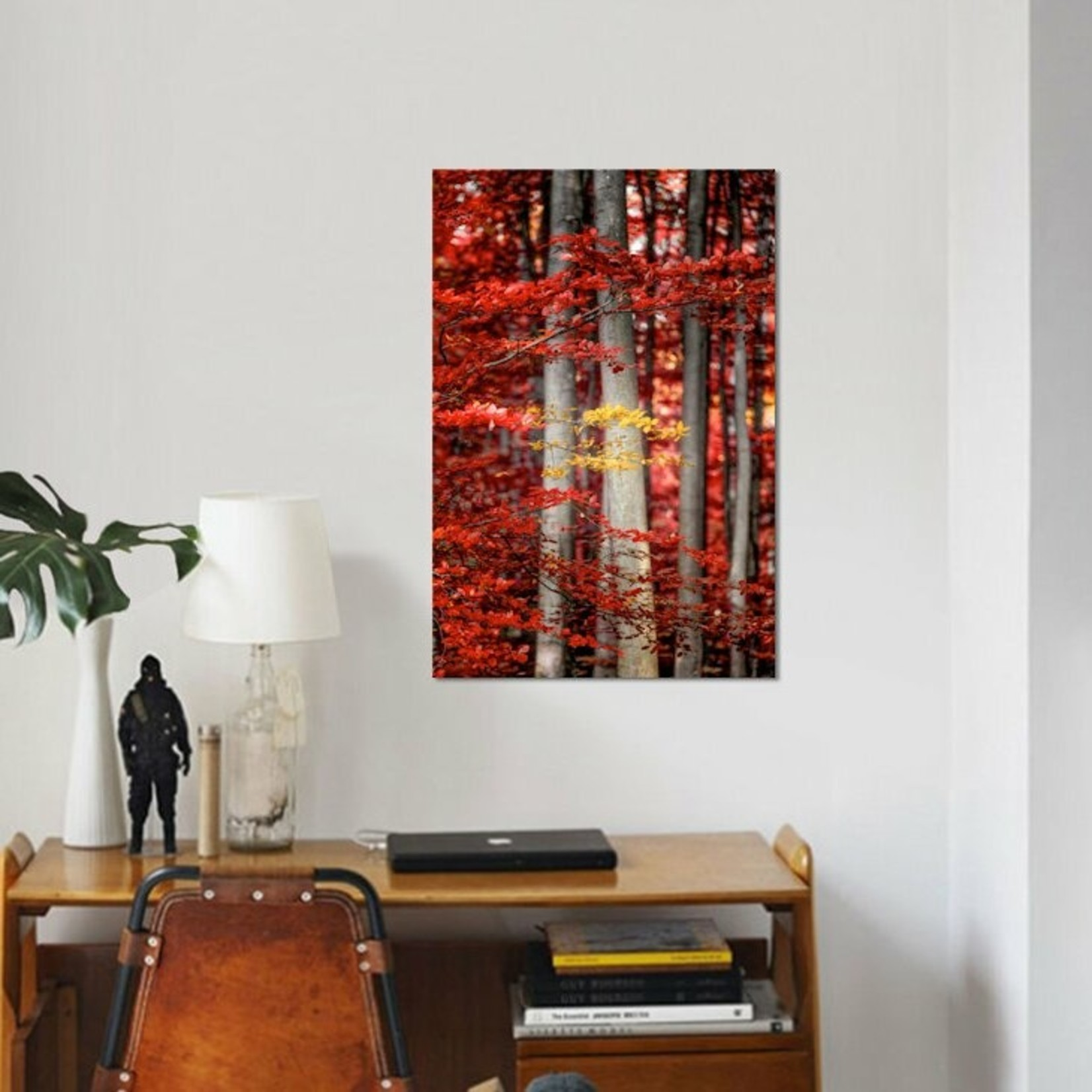 """*Final Moments' Photographic Print on Canvas - 40"""" x 26"""""""
