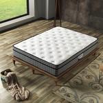 * Twin - Nap Queen By ADBA 12 Inch Cooling Gel Memory Foam  Hybrid Mattress