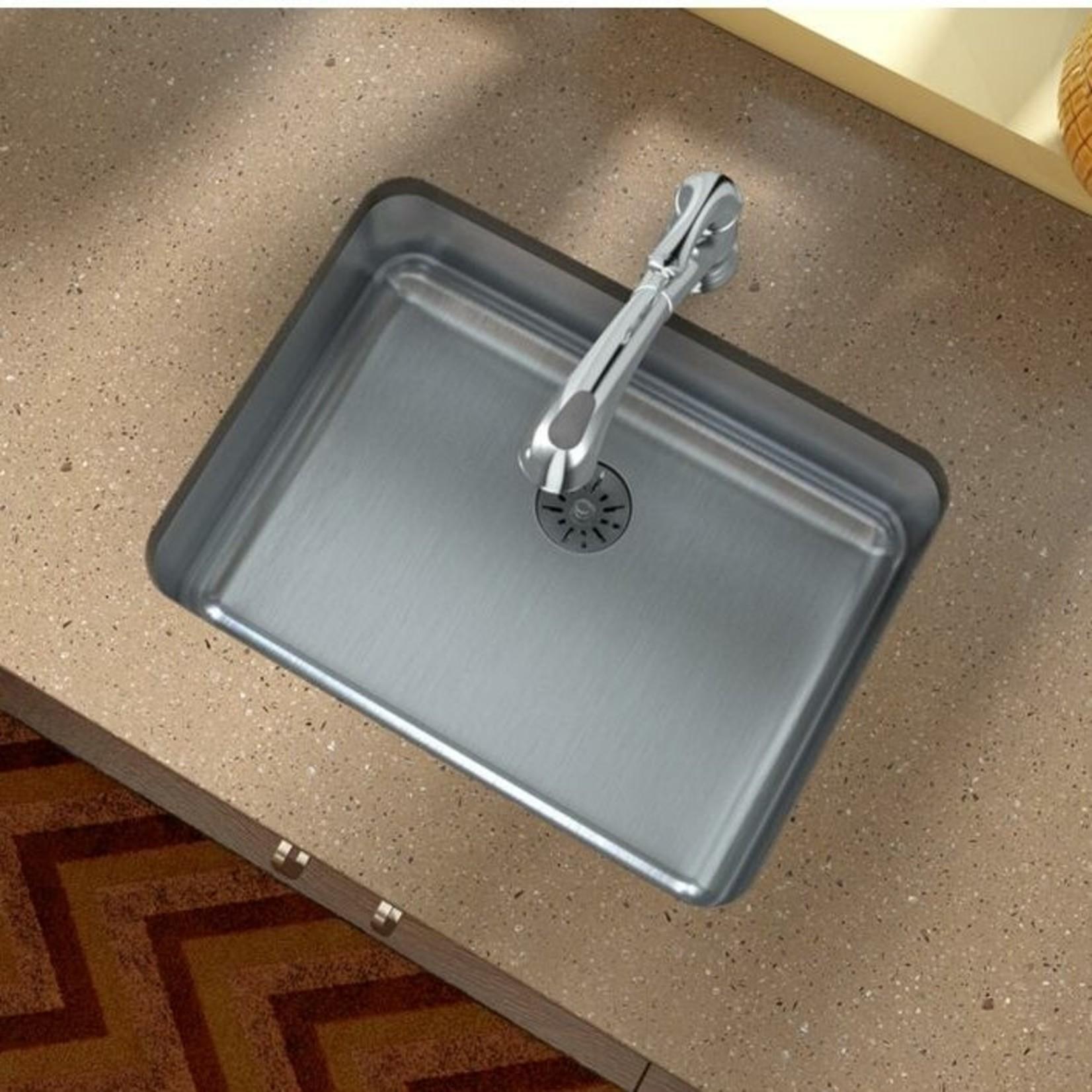 """*Lustertone 24"""" L x 18"""" W Undermount Kitchen Sink"""
