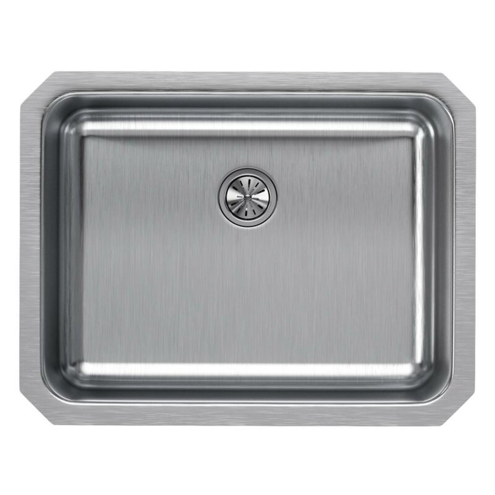"""*Lustertone 24"""" L x 18"""" W Undermount Kitchen Sink (Final Sale)"""