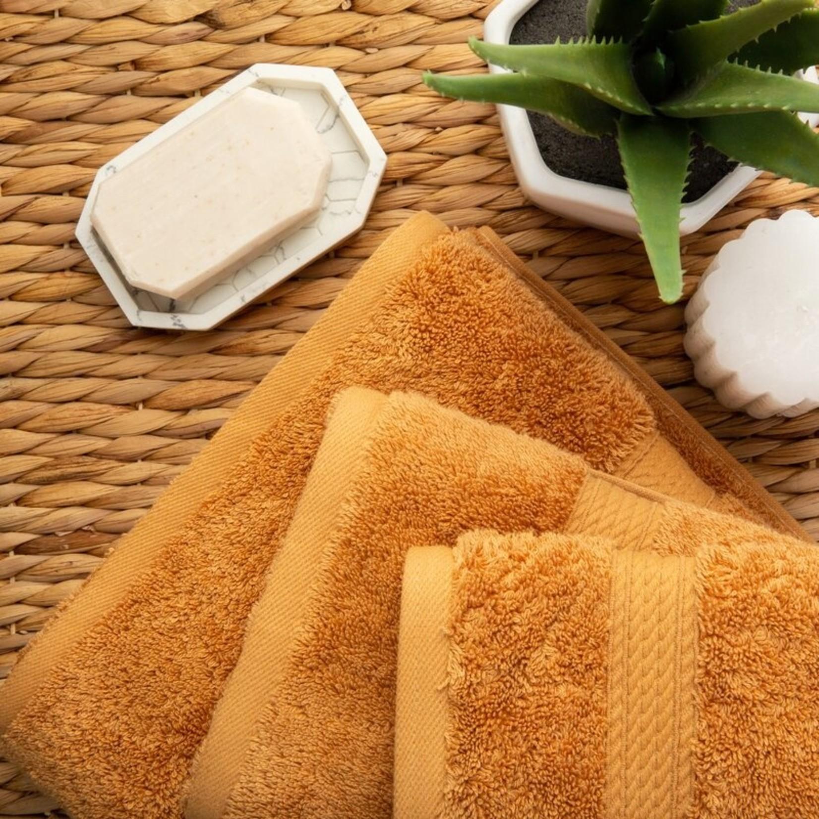 *Rashad 6 Piece Egyptian-Quality Cotton Towel Set