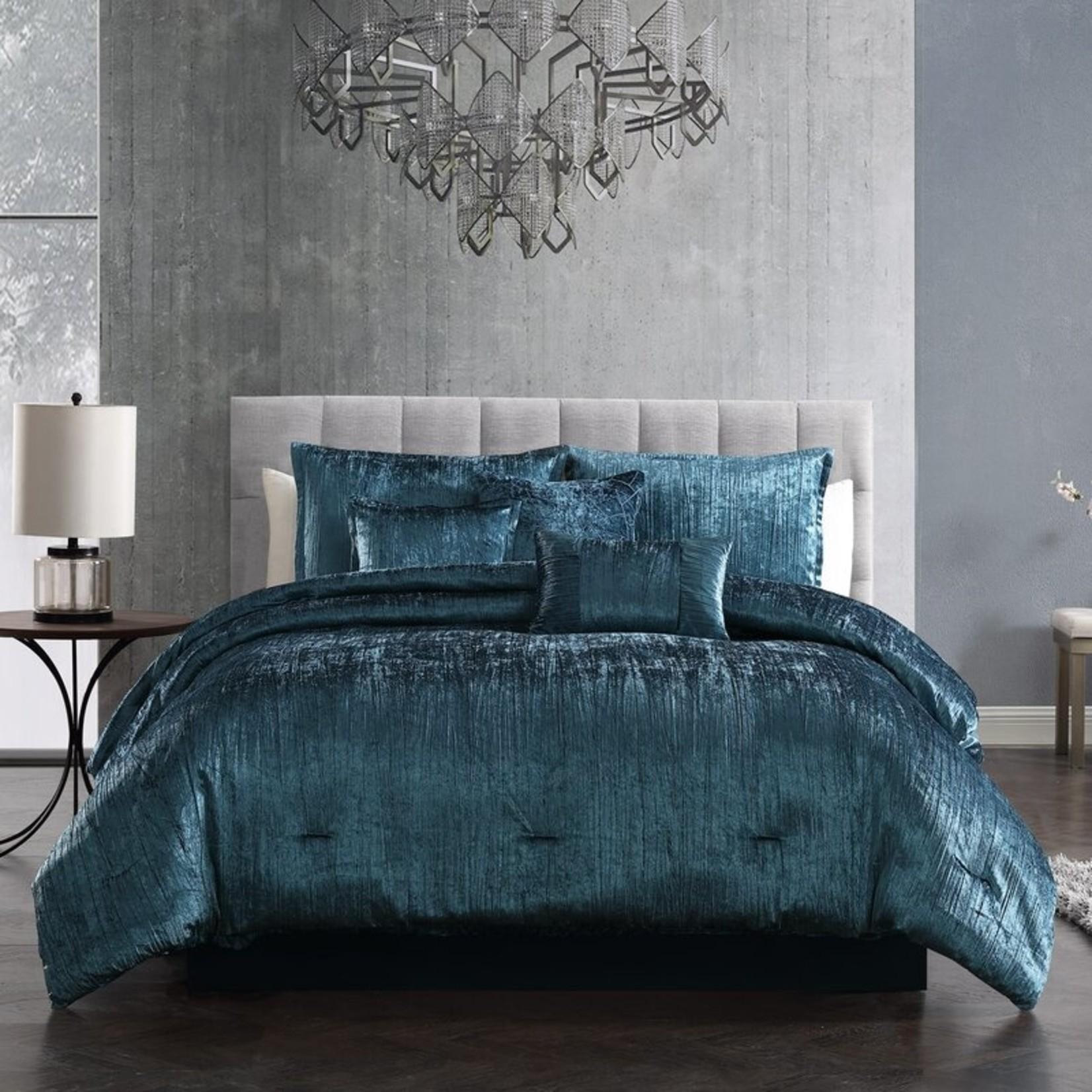 *Rexdale Turin Reversible Comforter Set - King - FINAL SALE