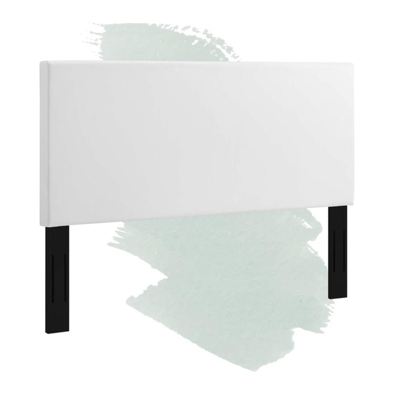 *Aiyla Upholstered Panel Headboard -King/Cal. King