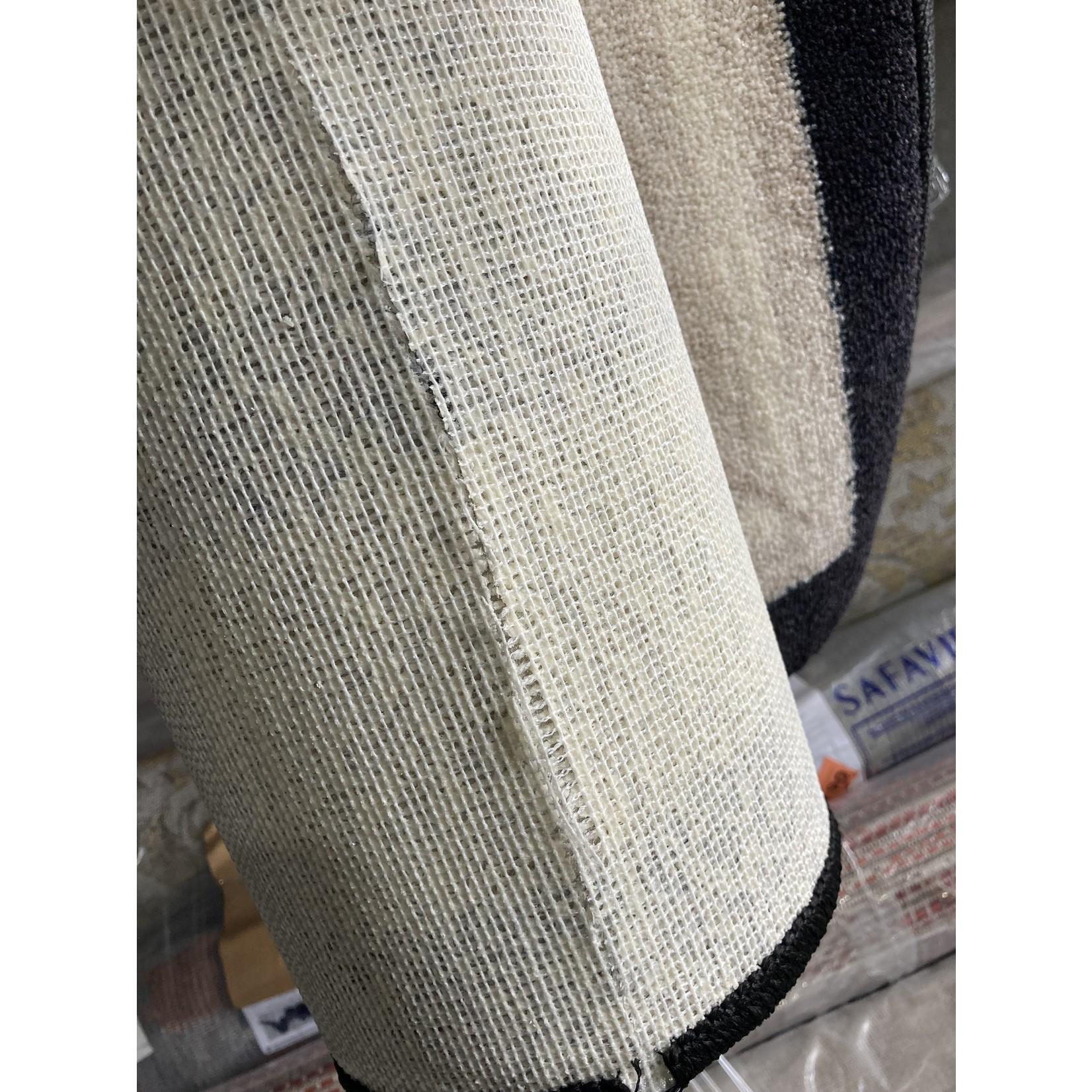 "*5'4"" x 7'8"" - Collinsville Animal Print Handmade Tufted Opal Area Rug - Slight Damage to Back"