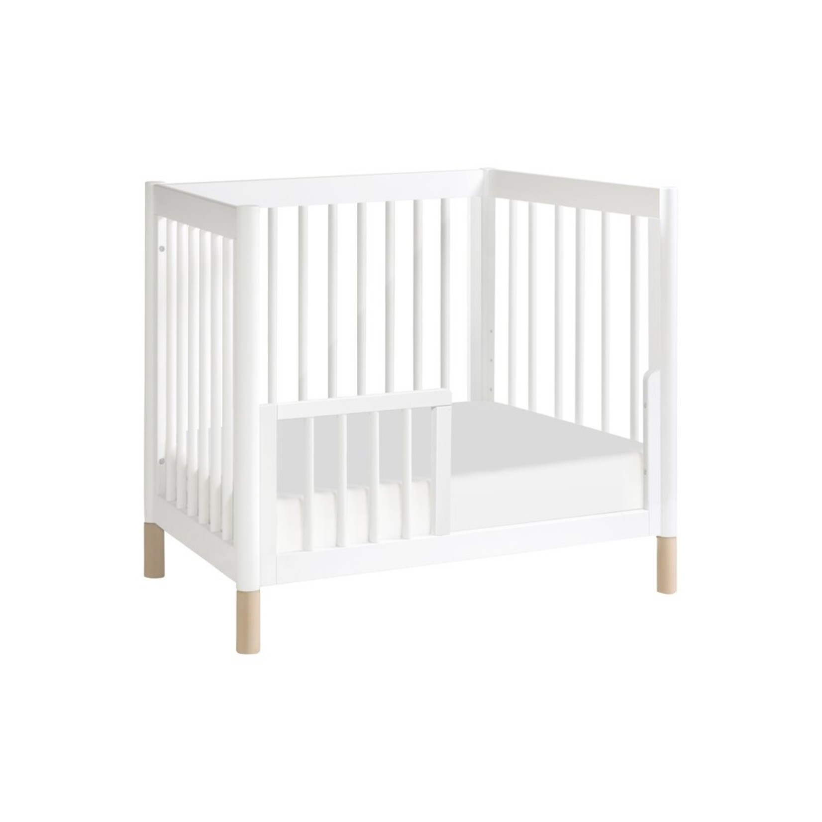 *Mini Conversion Kit Toddler Bed Rail - White - Final Sale