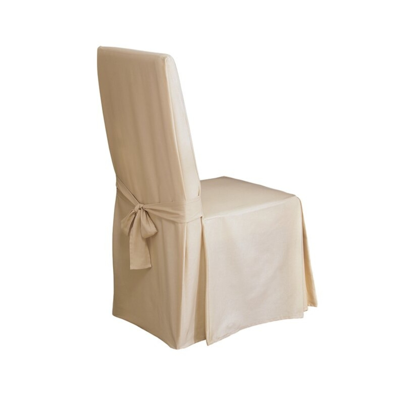 *Dining Chair Slipcover - Natural - Final Sale