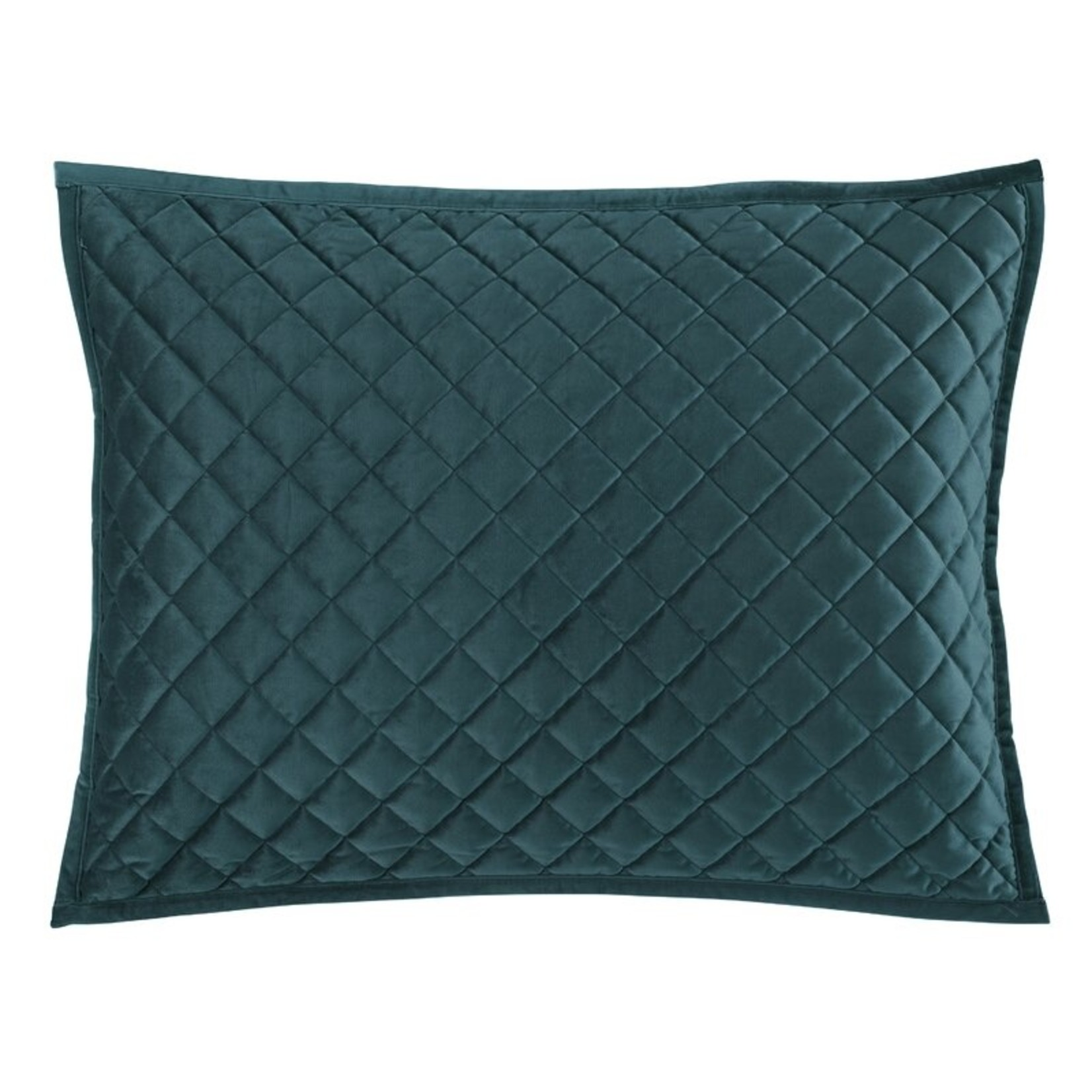 *King - Northumberland Quilted Sham (Set of 2) - Final Sale