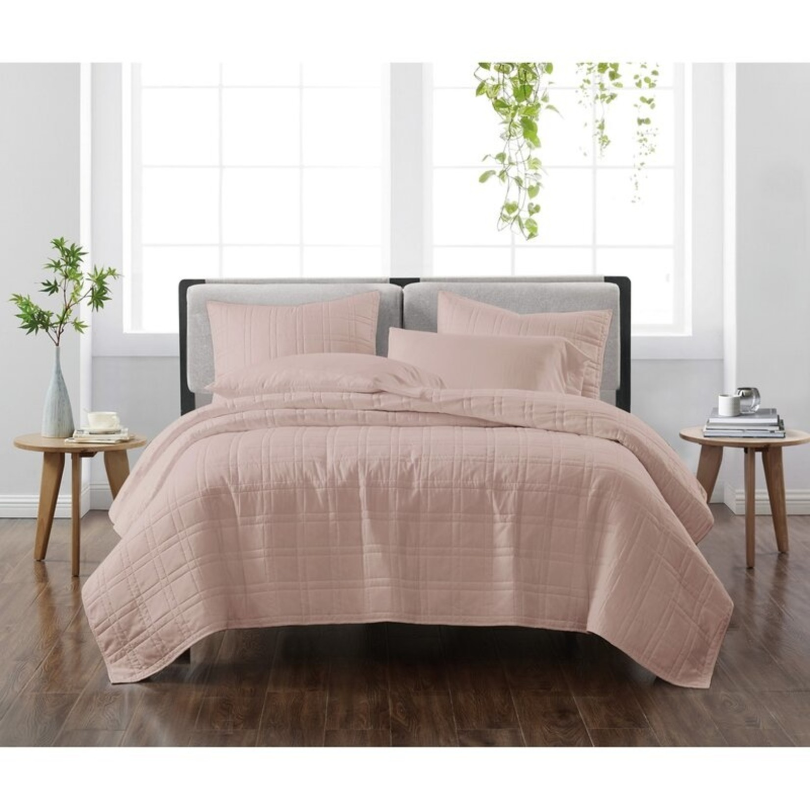 *Twin/Twin XL - Cannon Heritage Solid Quilt Set - Final Sale