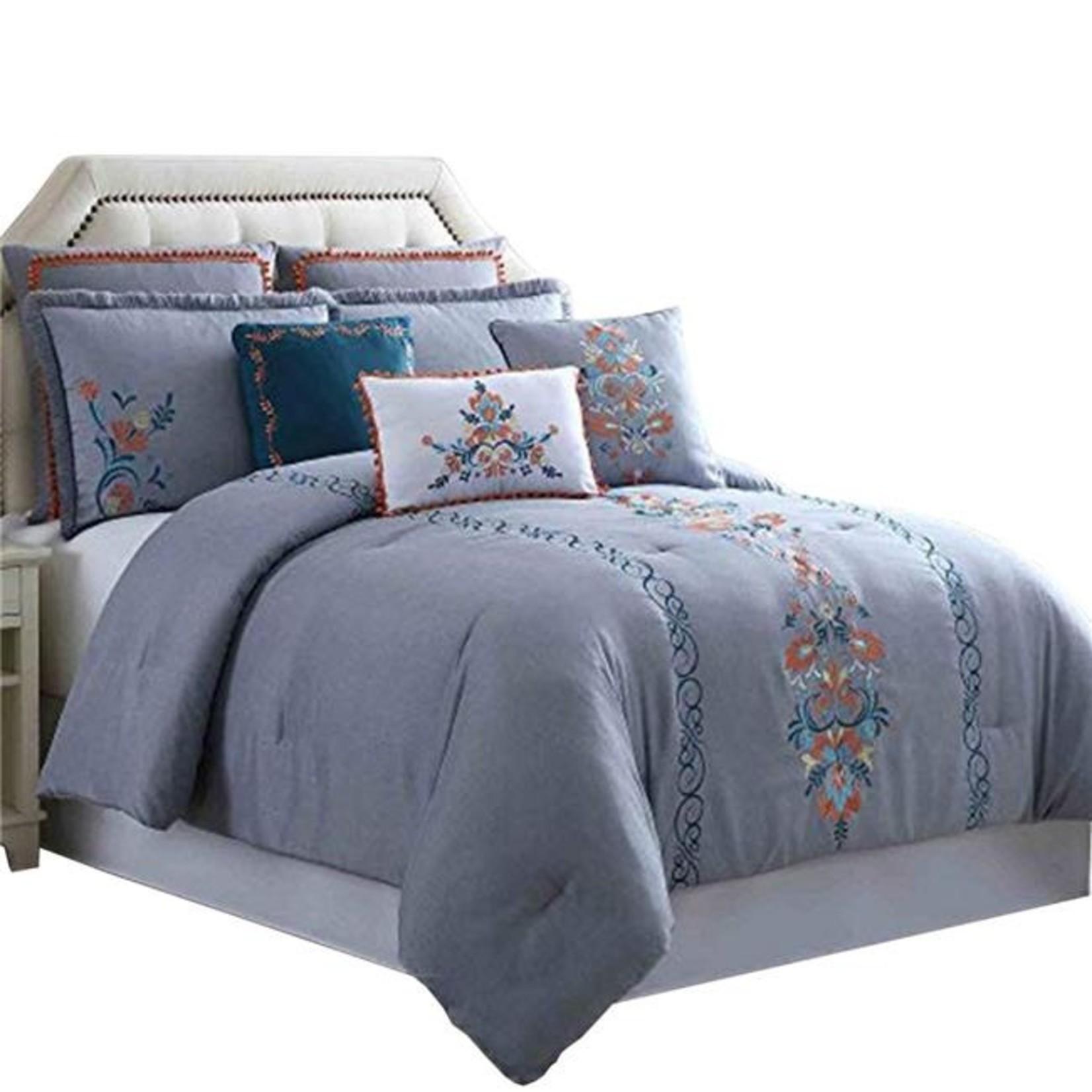 *King - Odense Comforter Set - Final Sale