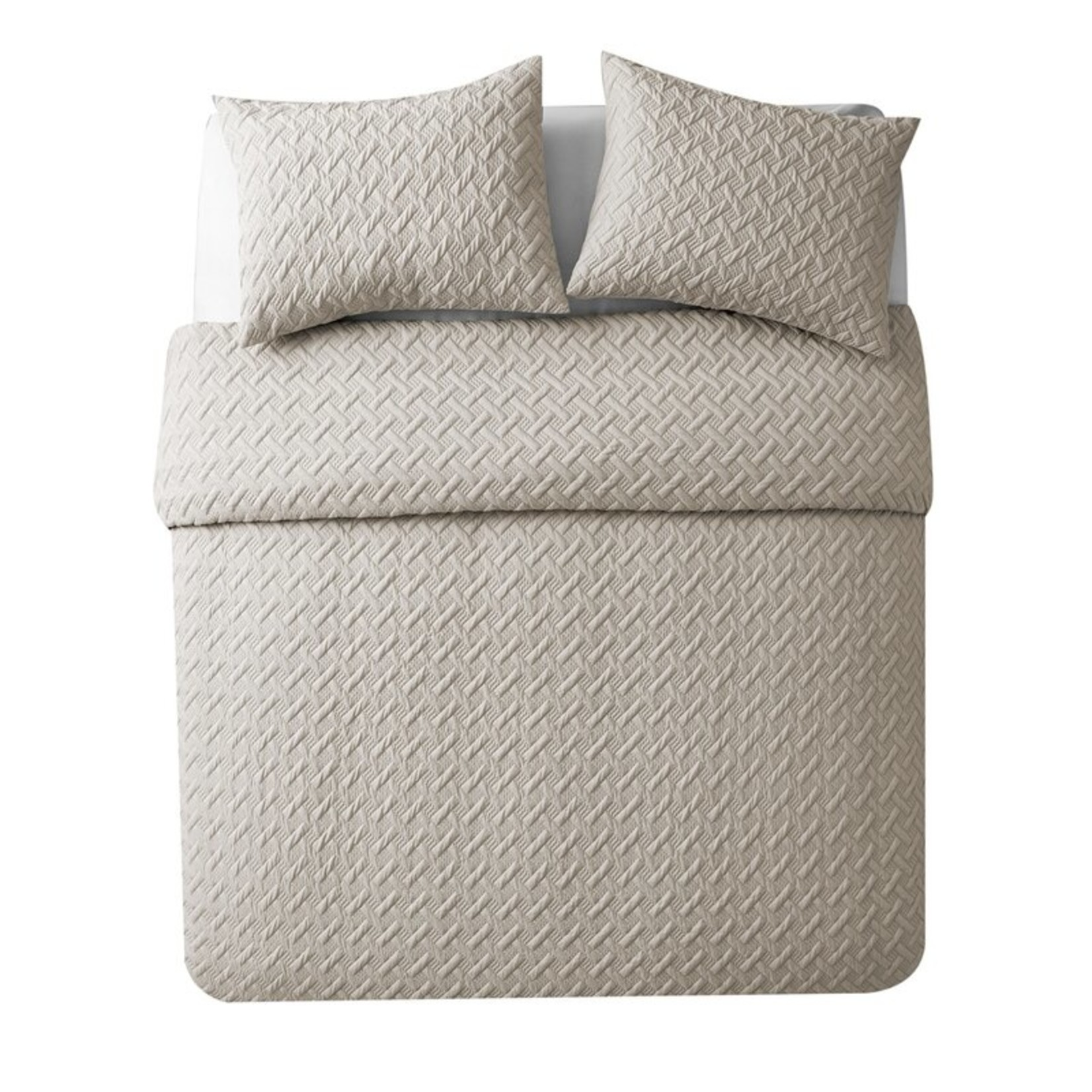 *King - Oliver Comforter Set - Final Sale