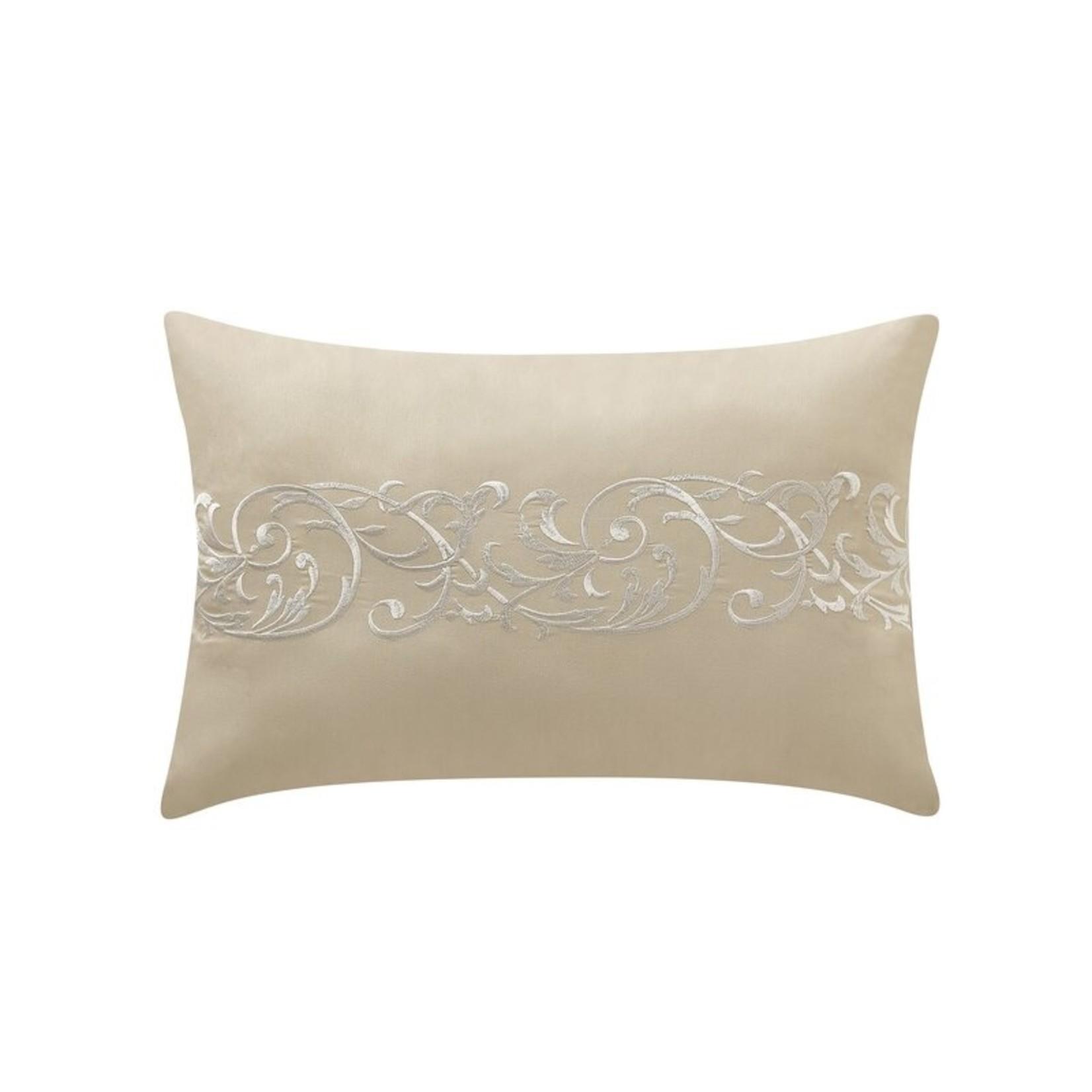 *Queen - Bridget Comforter Set - Gold - Final Sale