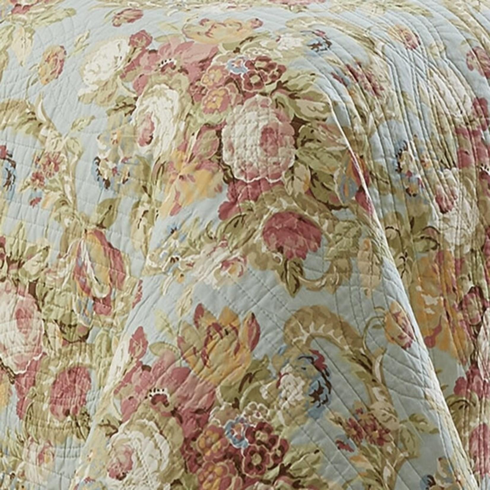 *King - Spring Bling Reversible Bedspread Set - Final Sale