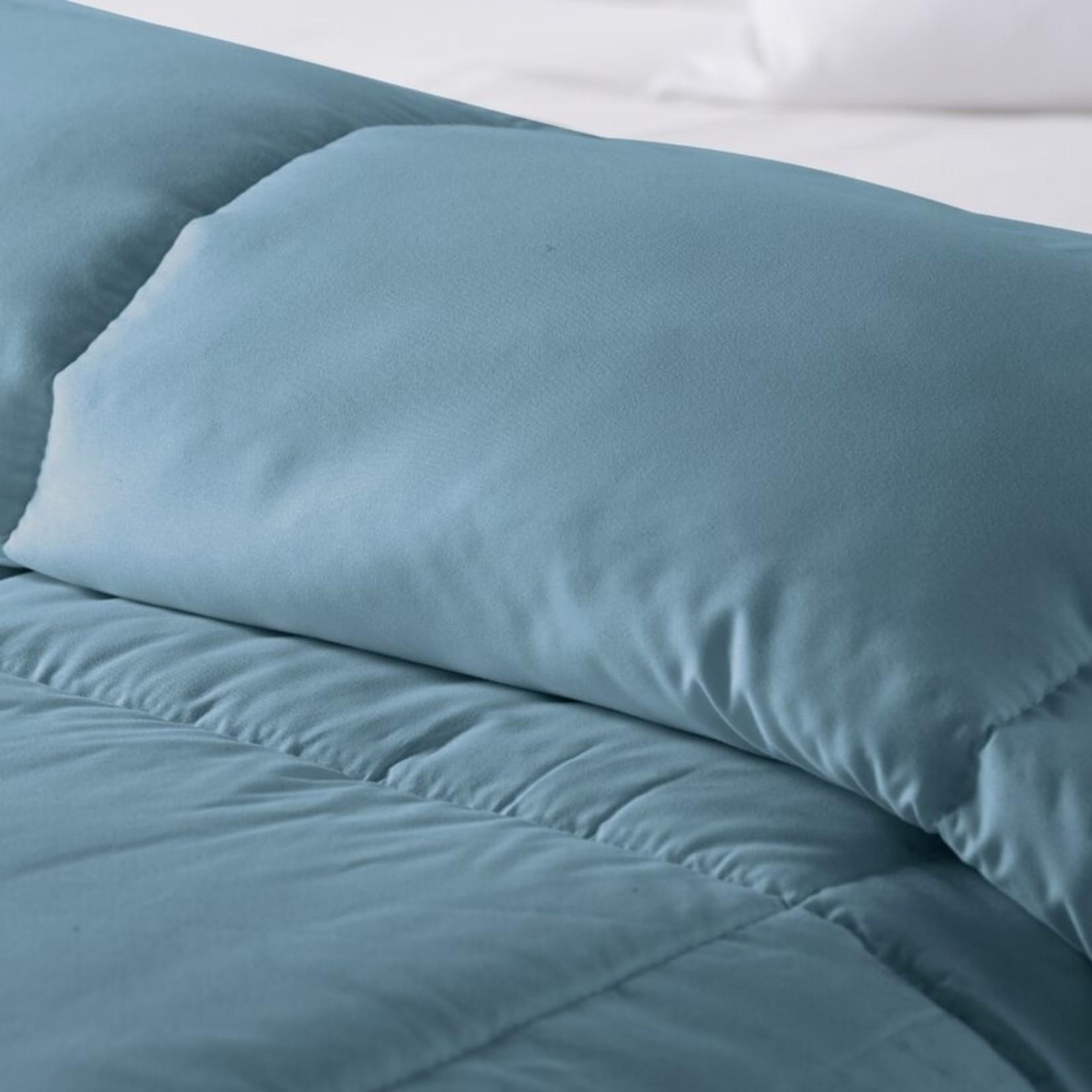 *King - Wayfair Basics All Season Down Alternative Comforter - Blue Dusk- Final Sale