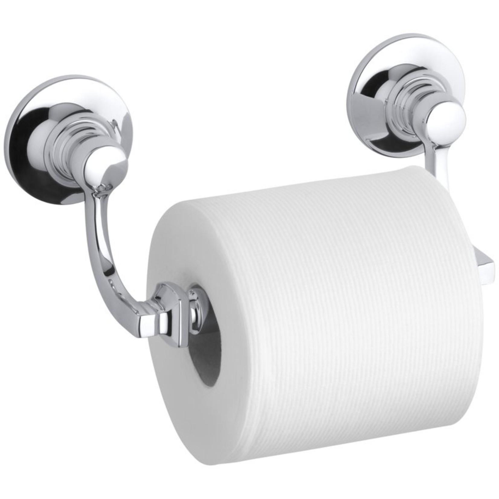*Bancroft Toilet Tissue Holder - Polished Chrome