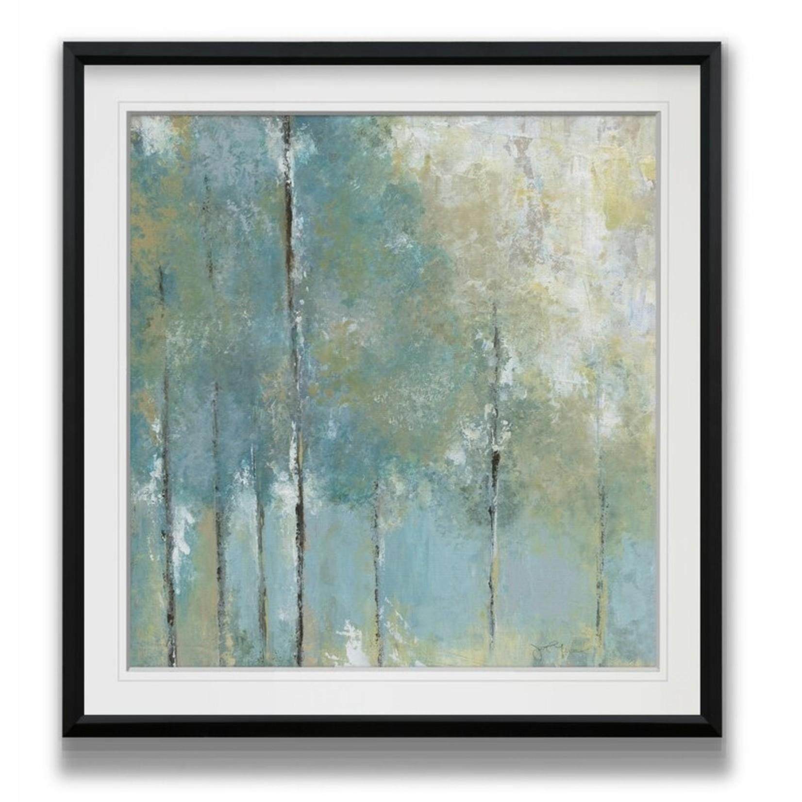 """*Whispering Light' Framed Print - 16"""" x 16"""" x 1.5"""""""