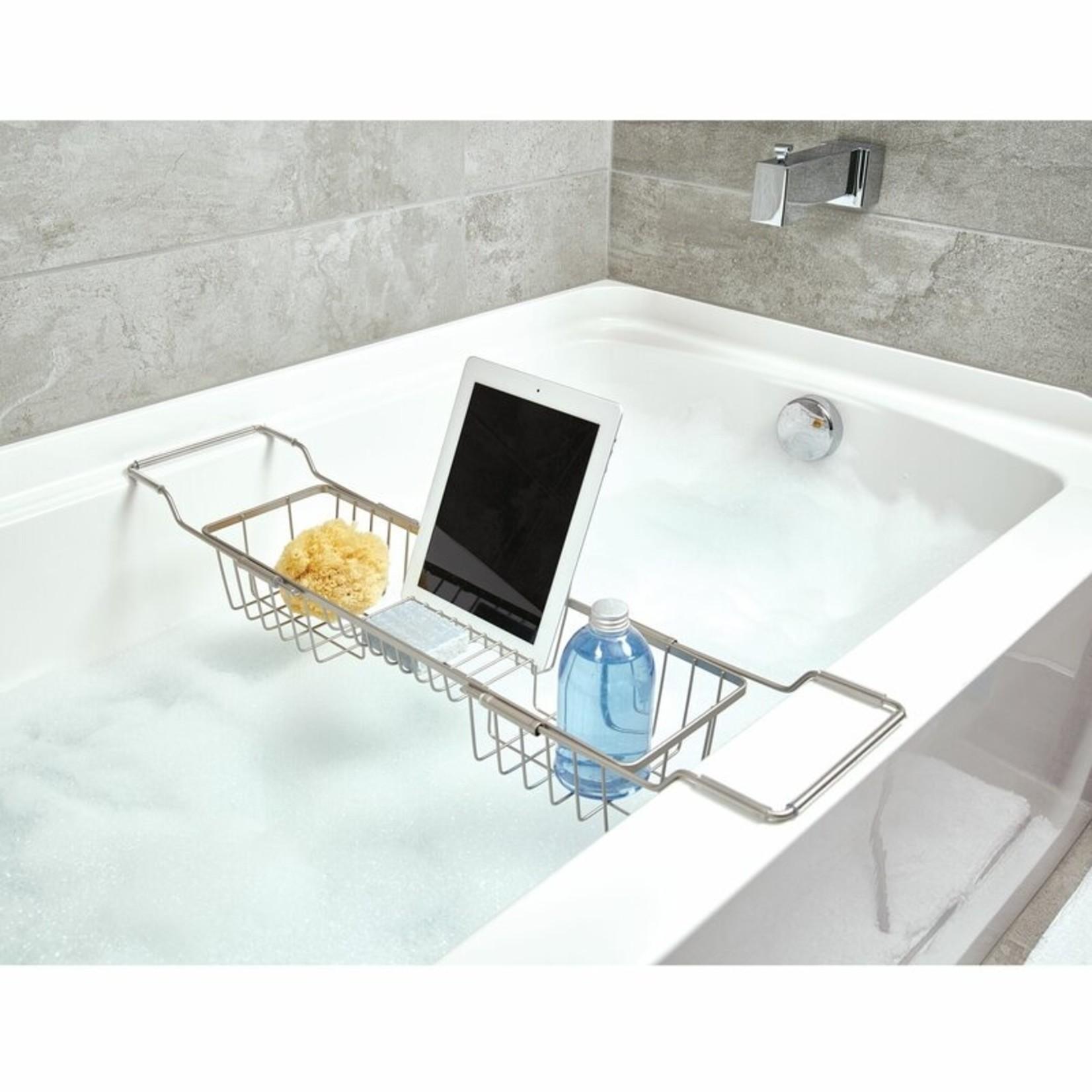 *Everett Adjustable over Bathtub Caddy