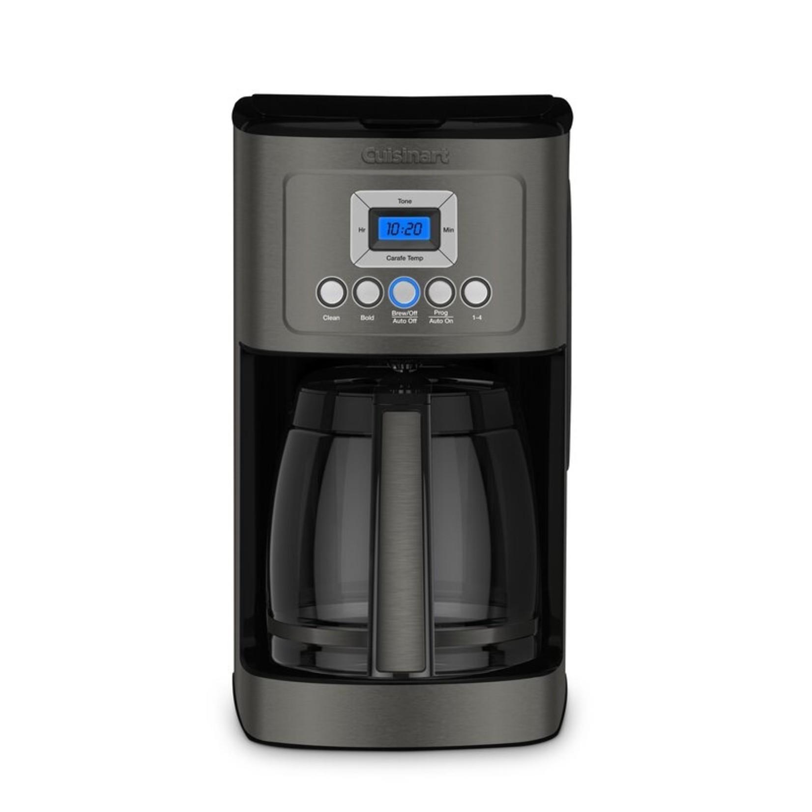 *Cuisinart 14 Cup Programmable Coffeemaker - Black