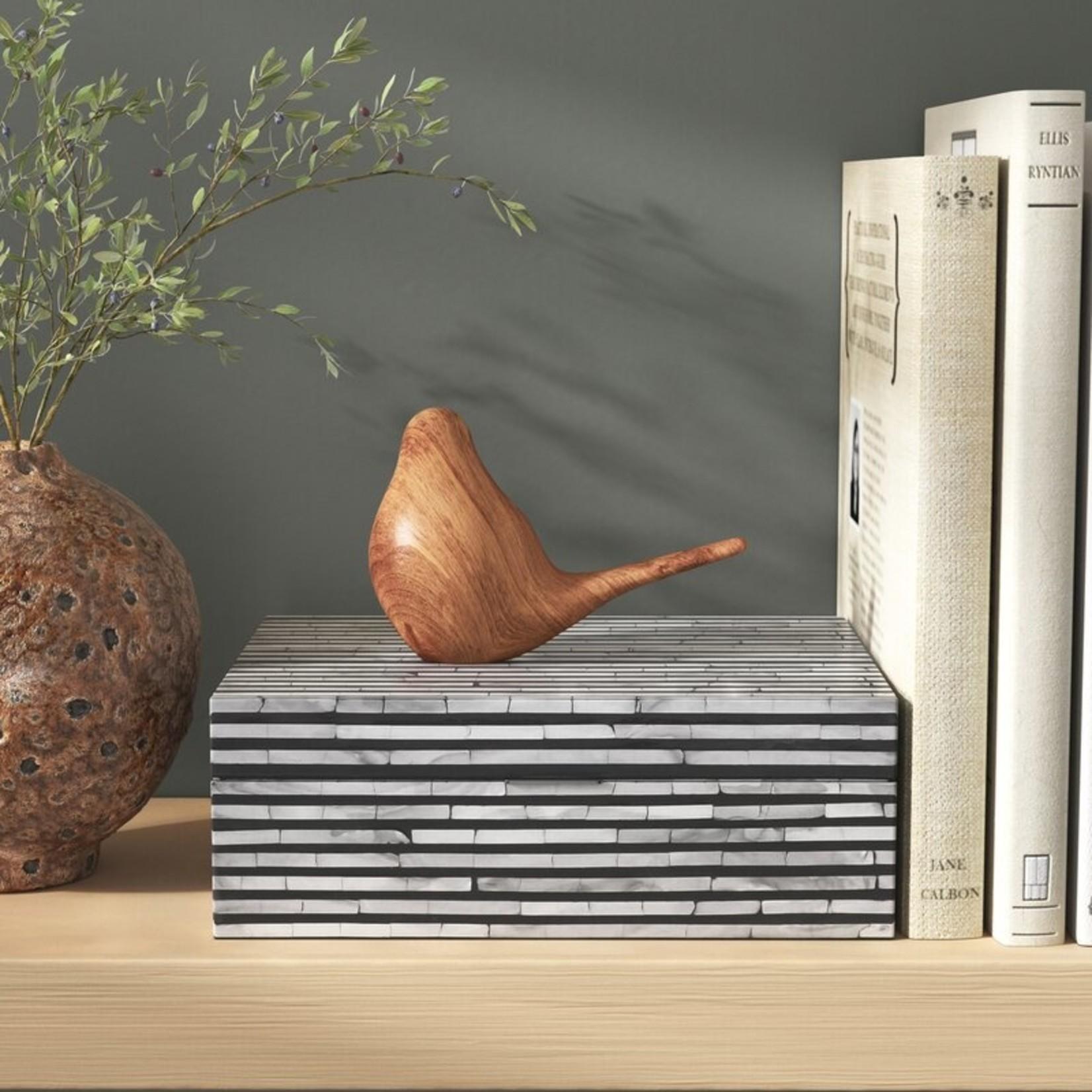 *Alvaro Ceramic Bird Figurine (Set of 4)