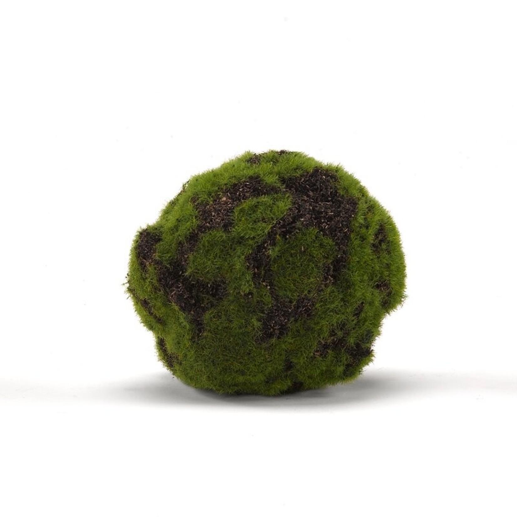 *3 - Piece Artificial Moss Ball Plant Set