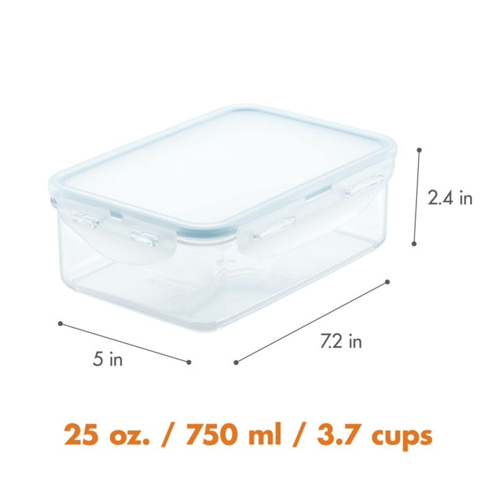*Purely Better 4 Container Food Storage Set