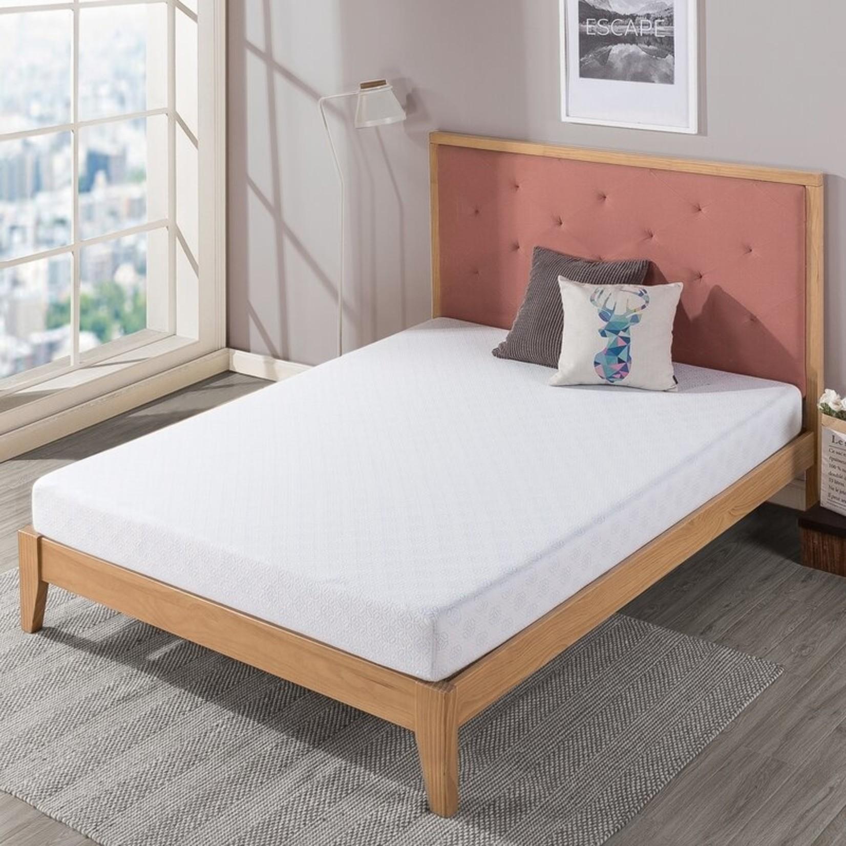"*Full - Wayfair Sleep Medium 8"" Gel Memory Foam Mattress - Final Sale"