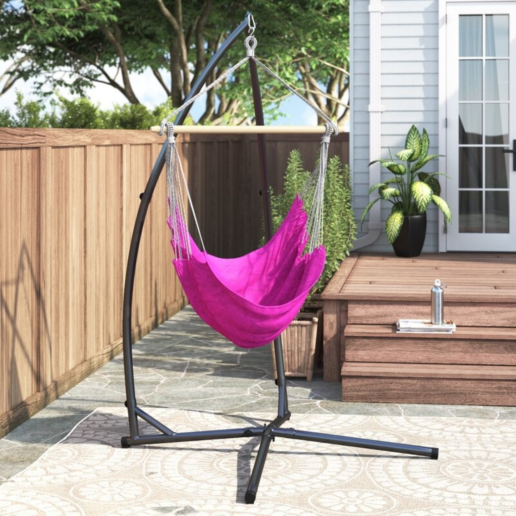 *Hartman Durable Metal Hammock Chair Stand - Chair not included