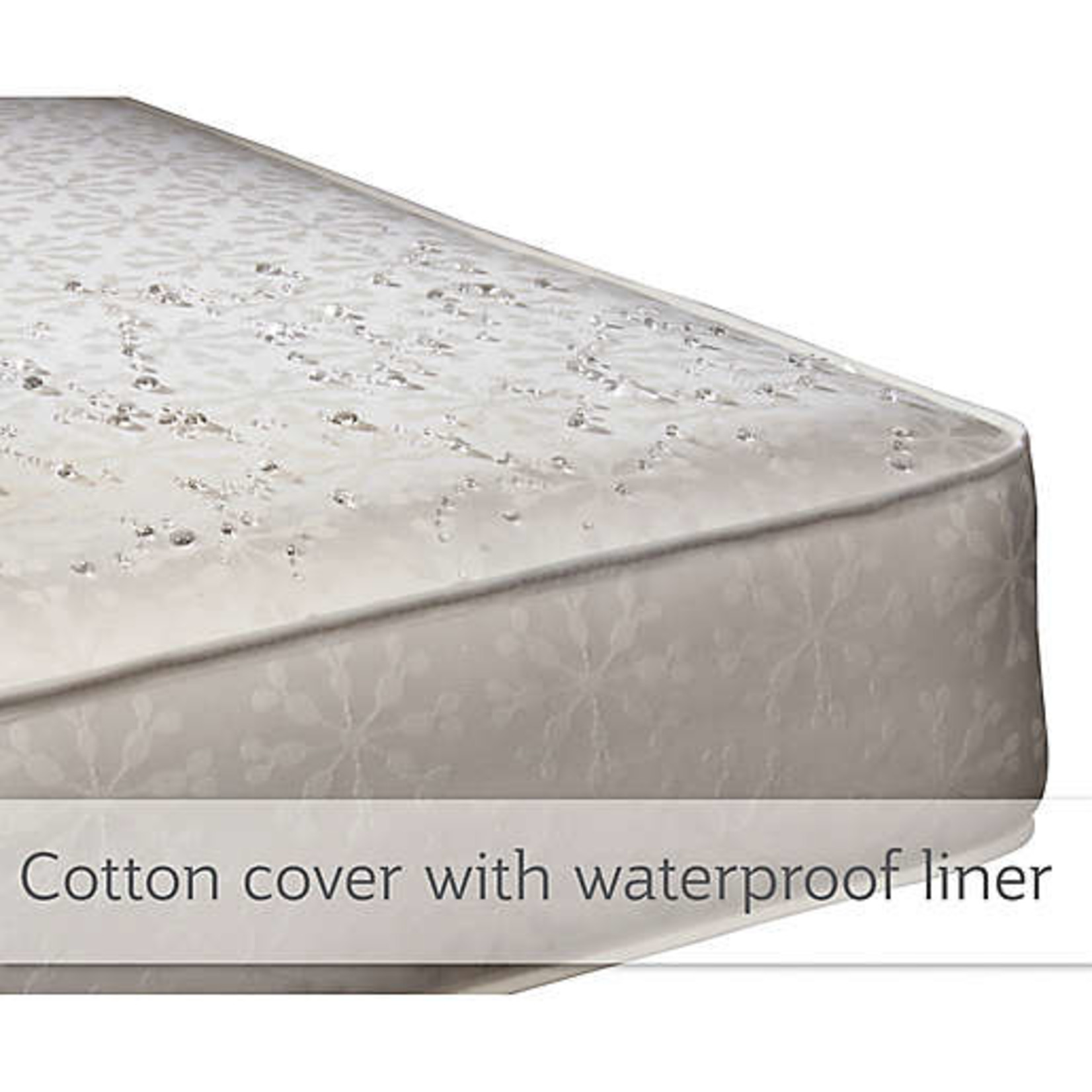 """*FlexCool AirLight 2-Stage 5.75"""" Crib and Toddler Bed Mattress - Final Sale"""