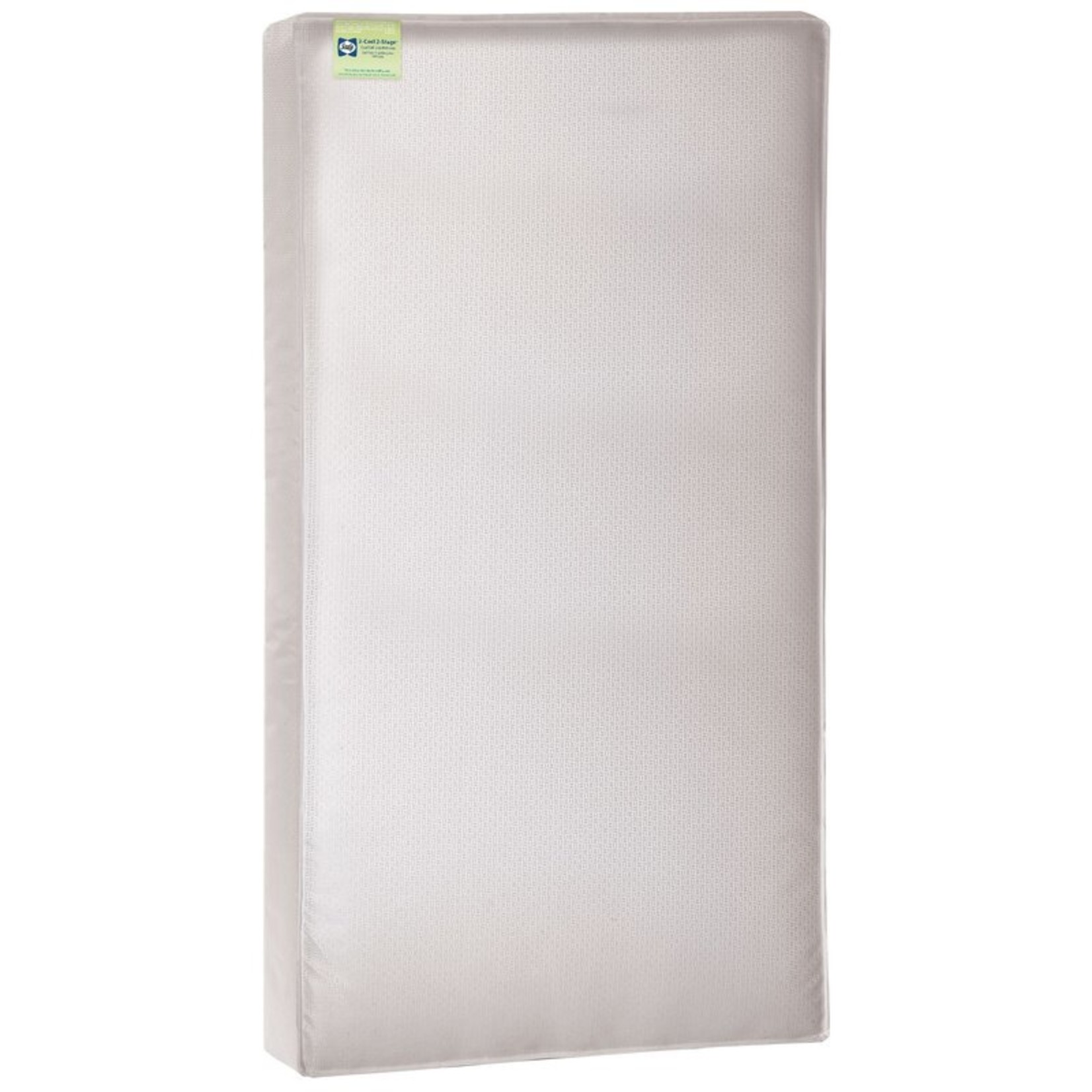 *Sealy Baby Nature Couture Soybean Serenity Waterproof Standard Toddler & Crib Mattress - Final Sale