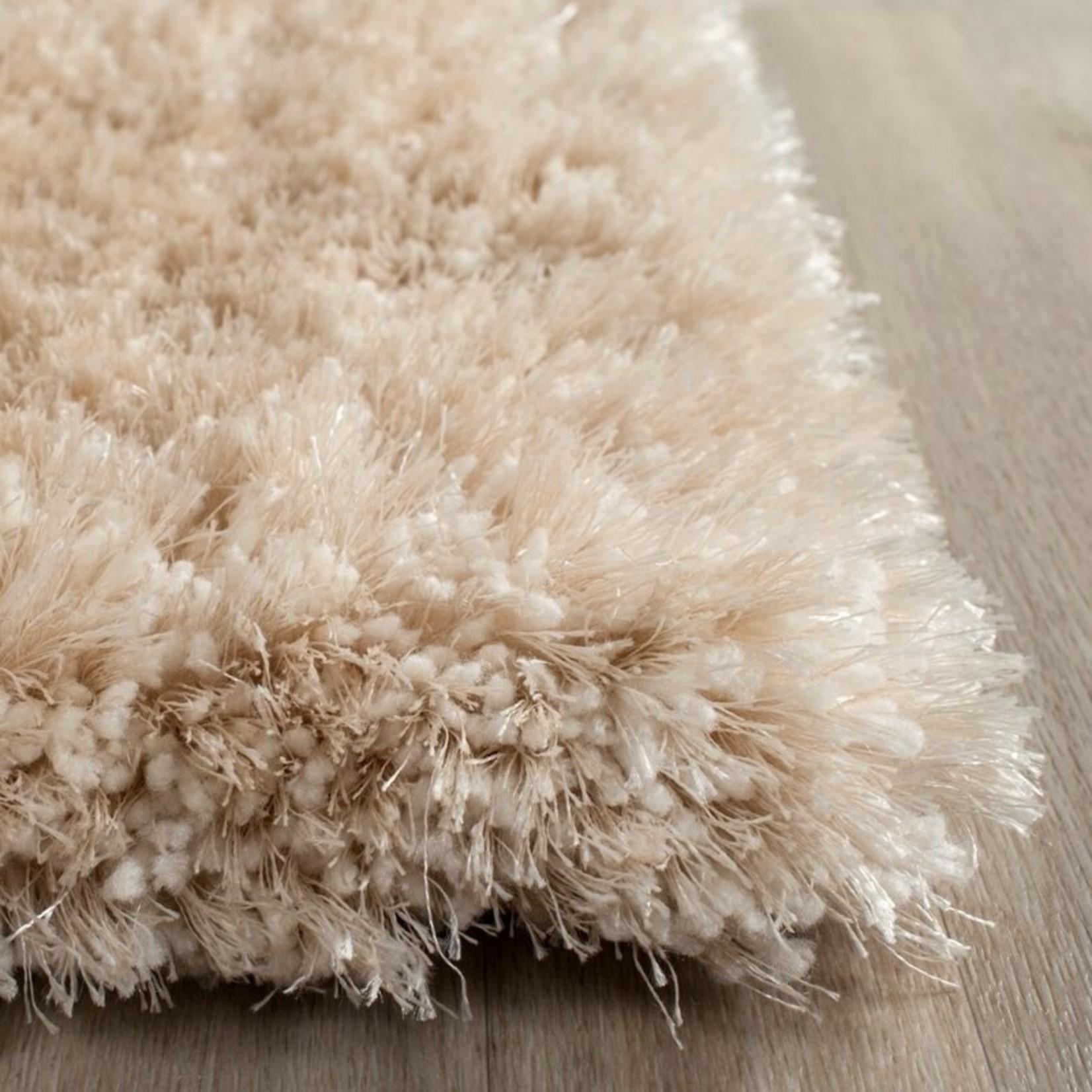 *5' x 8' - Chapman Handmade Shag Beige Area Rug