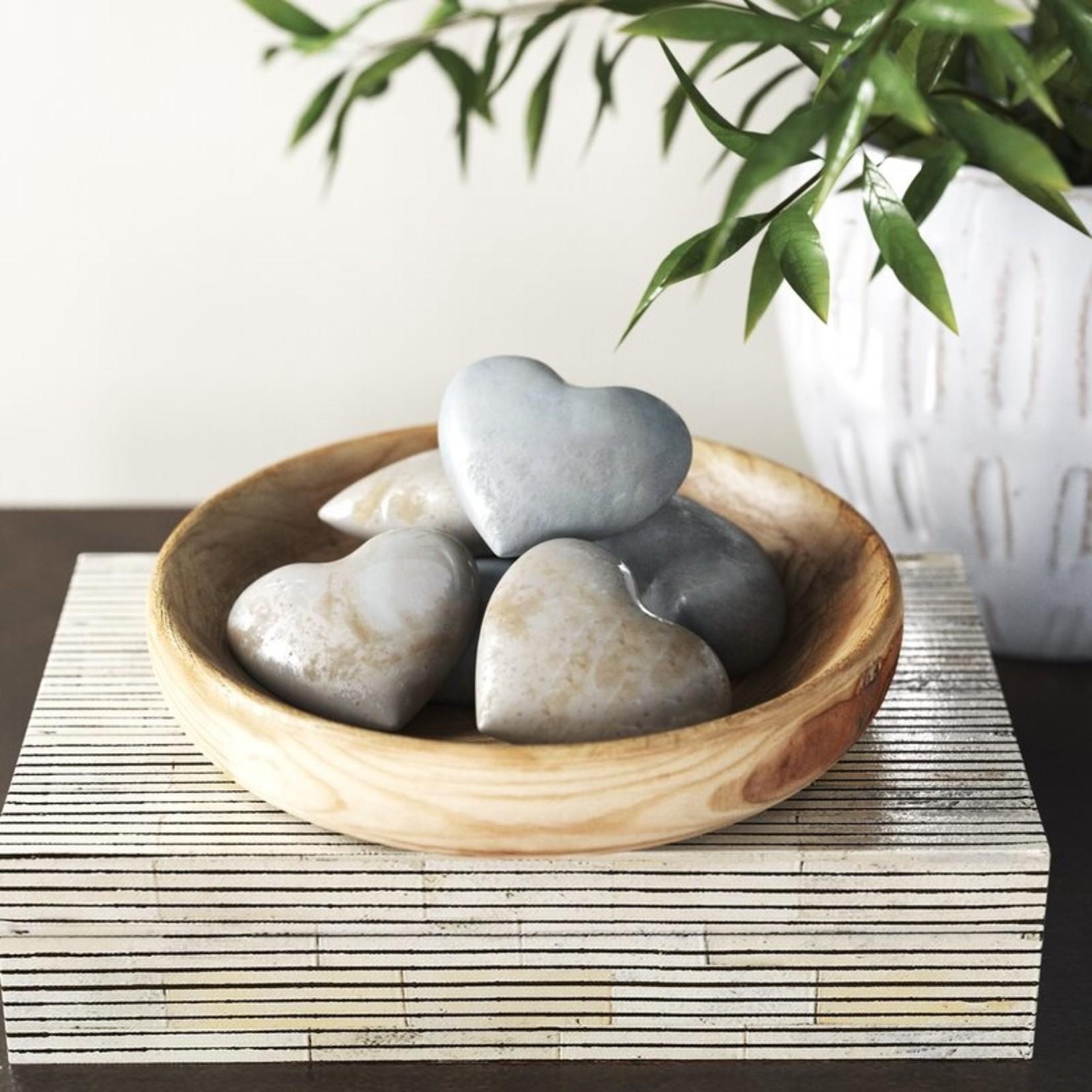 *Single Chancery Decorative Heart Vase Filler