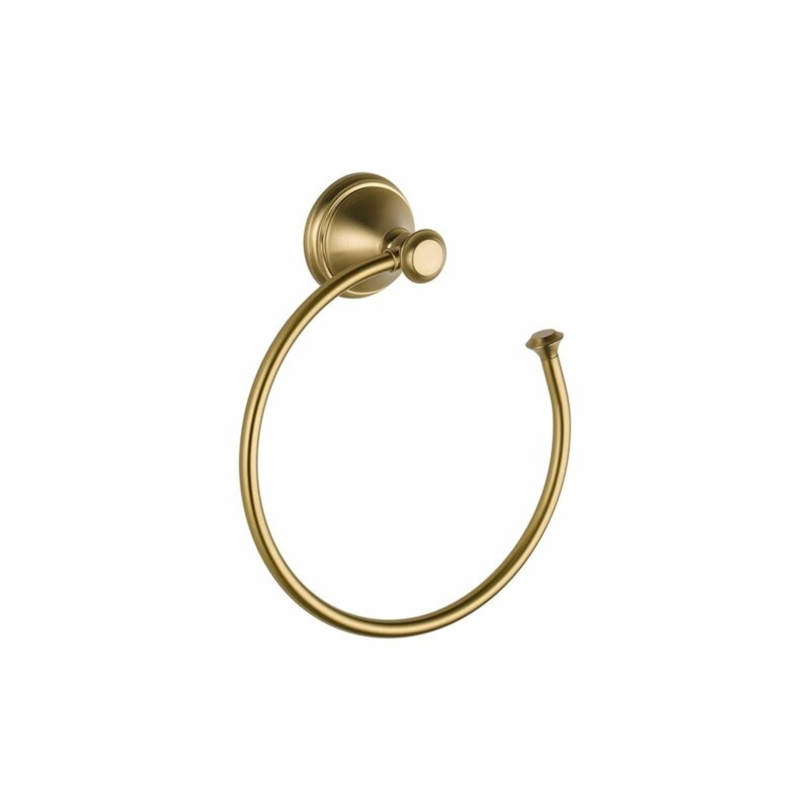 *Cassidy Towel Ring - Champagne