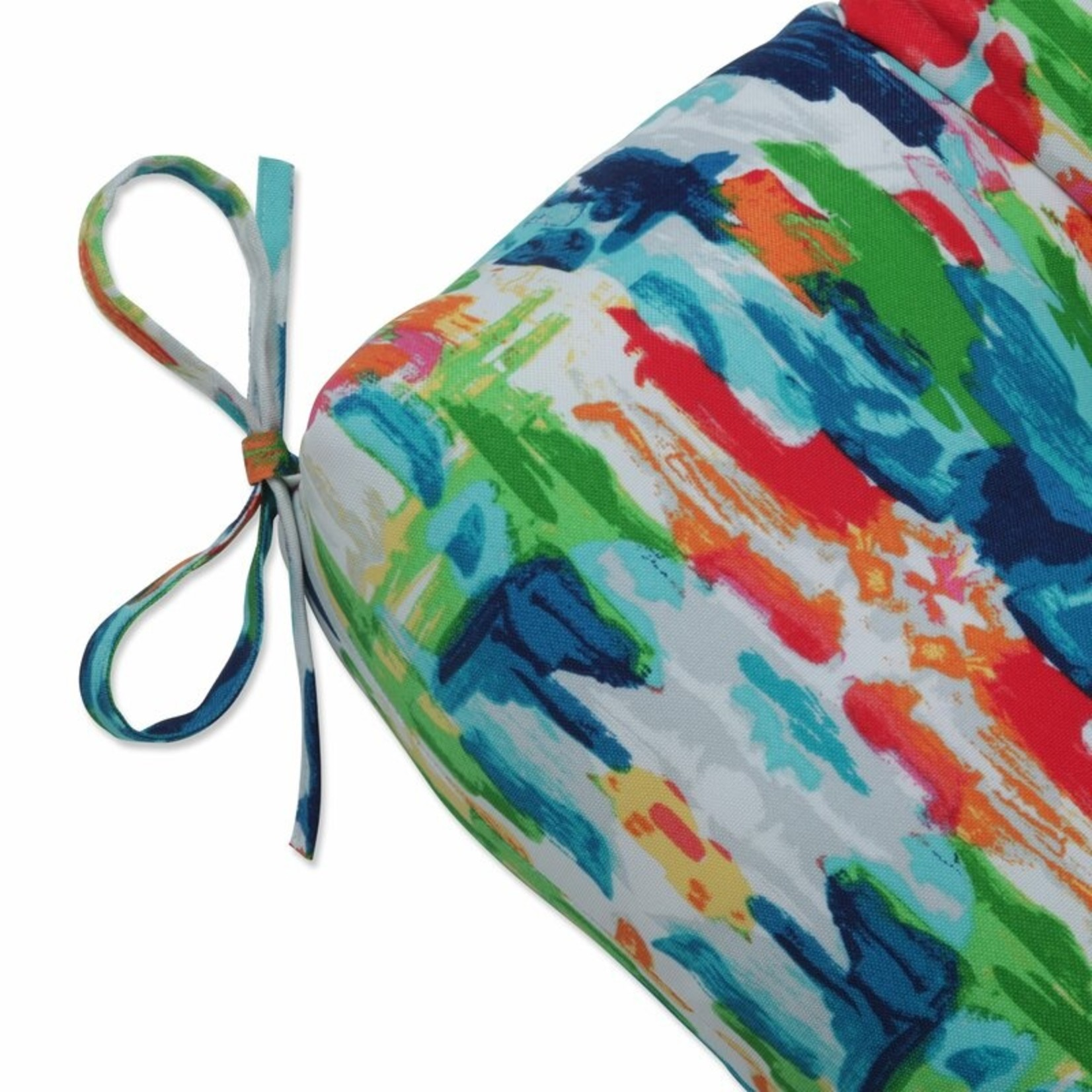 """*Abstract Reflections Multi Indoor/Outdoor Seat Cushion - 48""""L x 18""""W x 5""""H"""