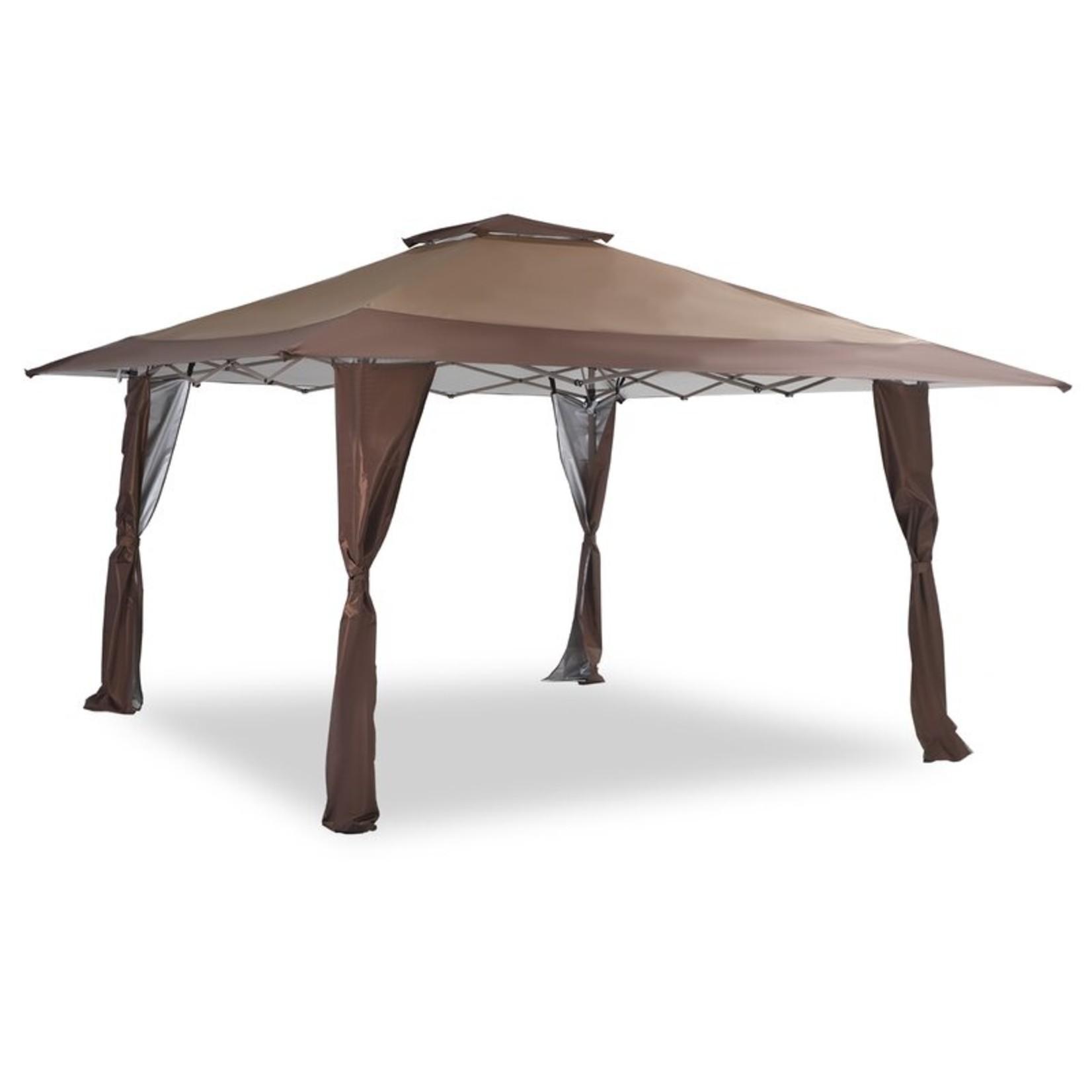 *13 Ft. W x 13 Ft. D Steel Pop-up Canopy