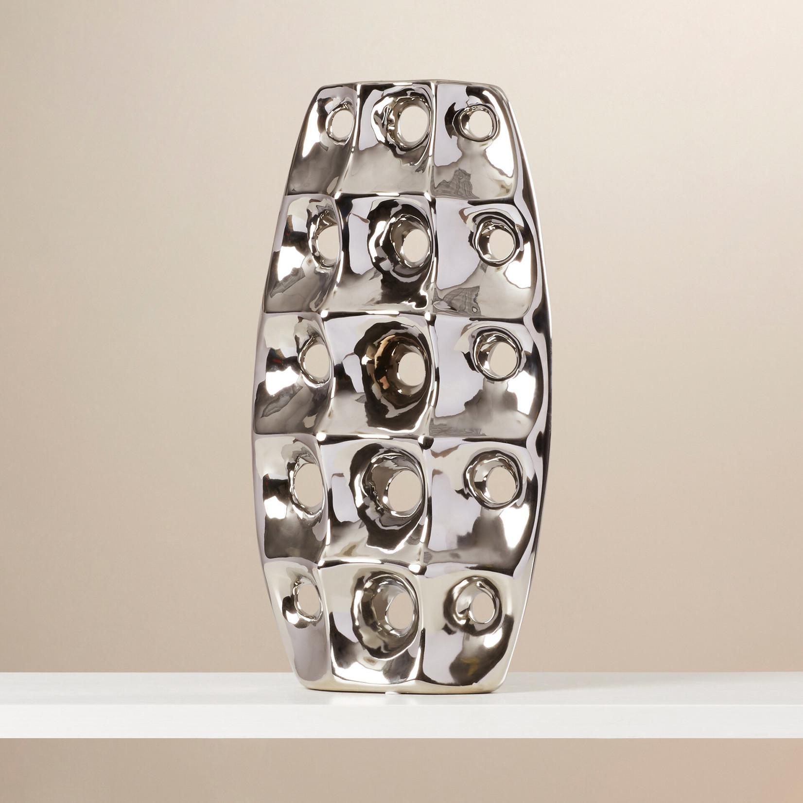 *Stoke St Michael Ceramic Vase
