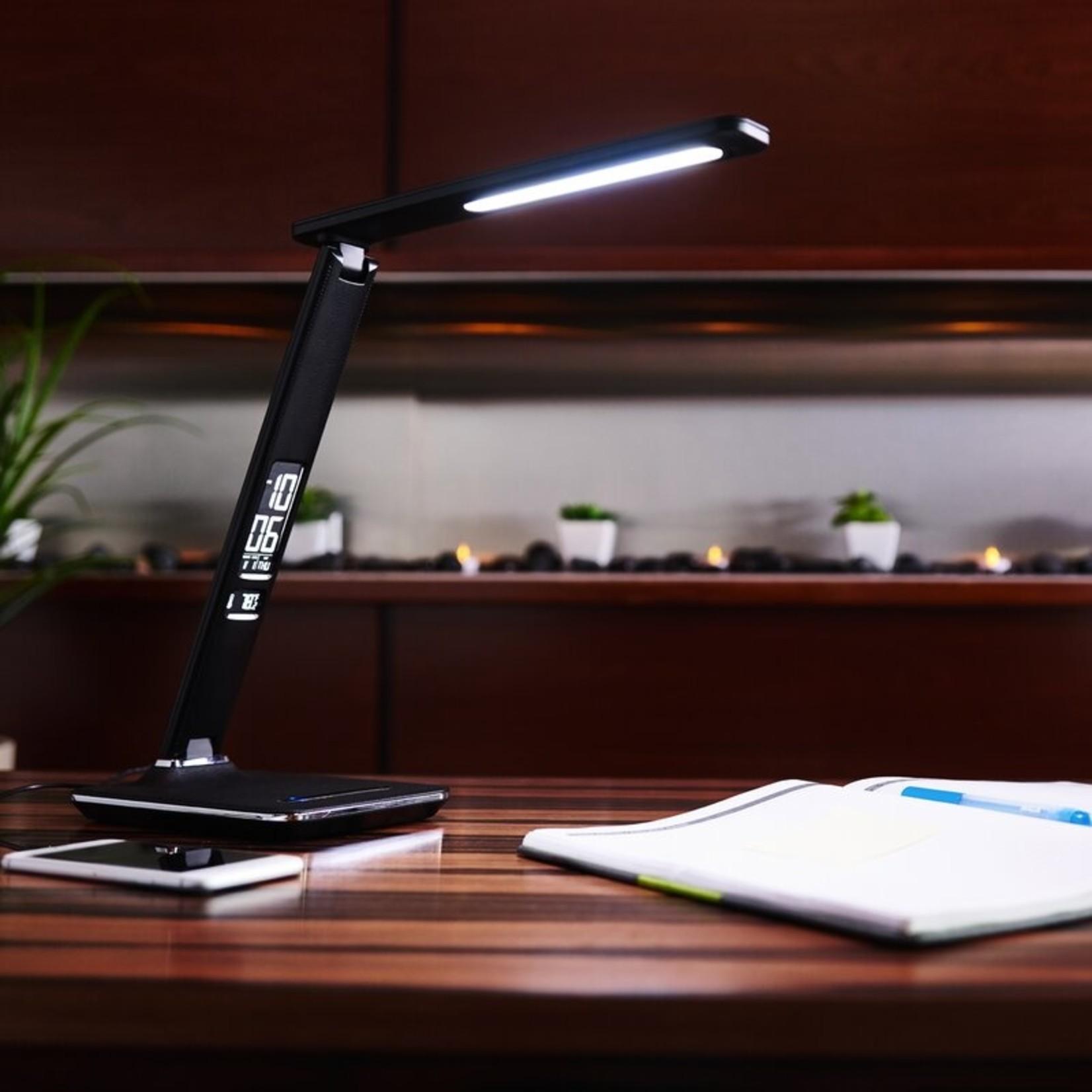"*18"" Desk Lamp - Black"