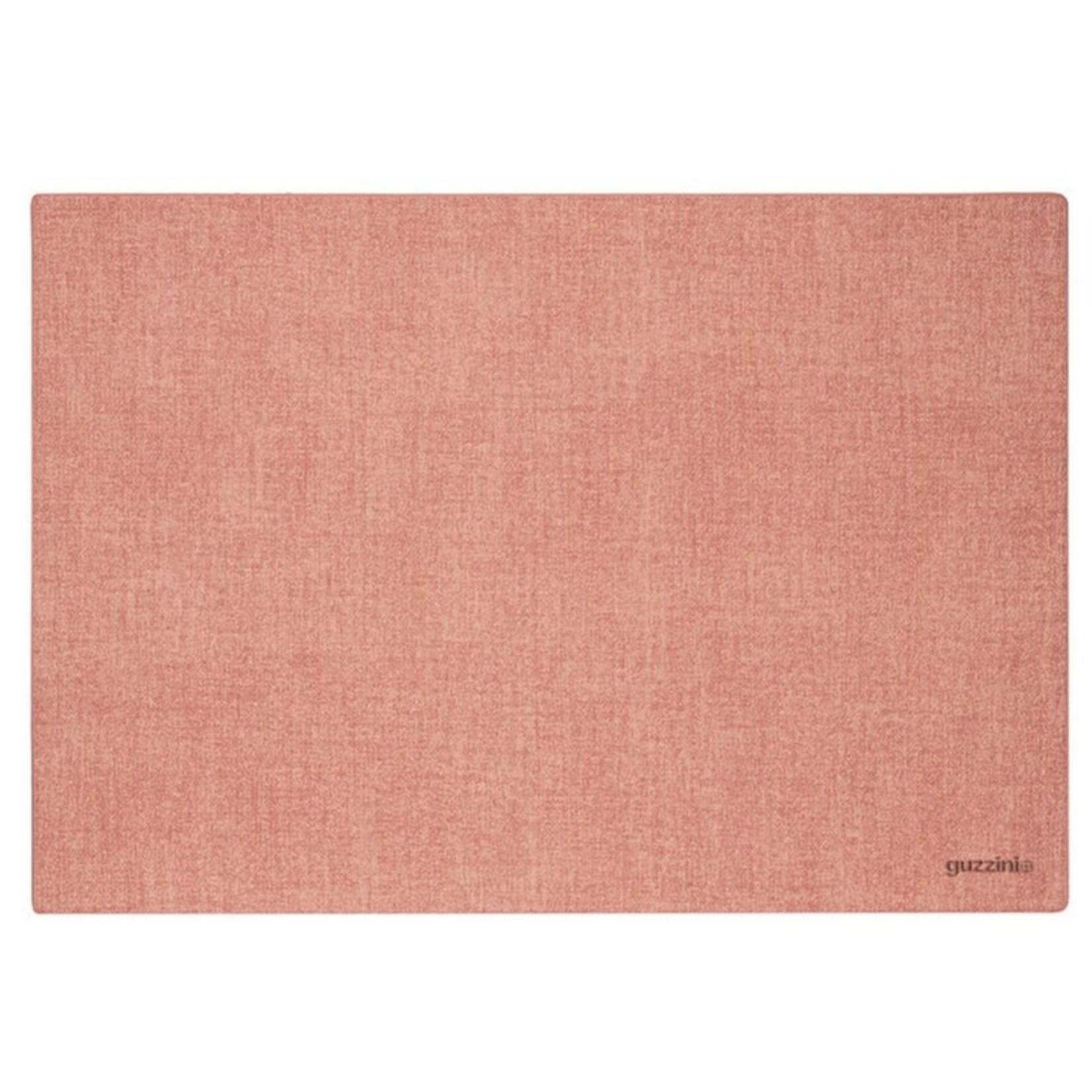 *Guzzini Fabric Reversible Placemat Tiffany - Pink - Final Sale