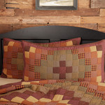 *King - Heritage Farms Quilted Sham - Final Sale