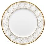 """*Trefolio 11"""" Bone China Dinner Plate - Set of 4"""