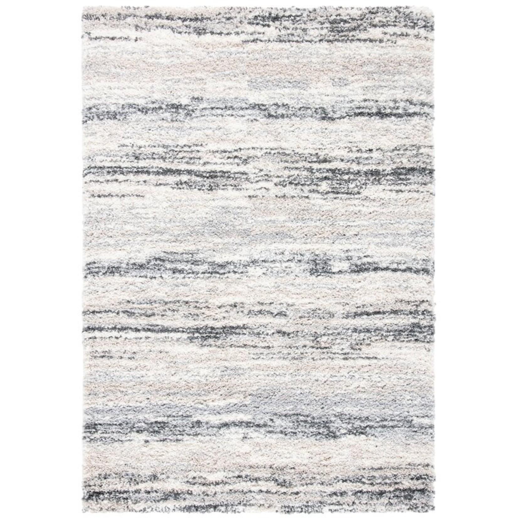*4' x 6' - Cantillo Ivory/Gray Area Rug