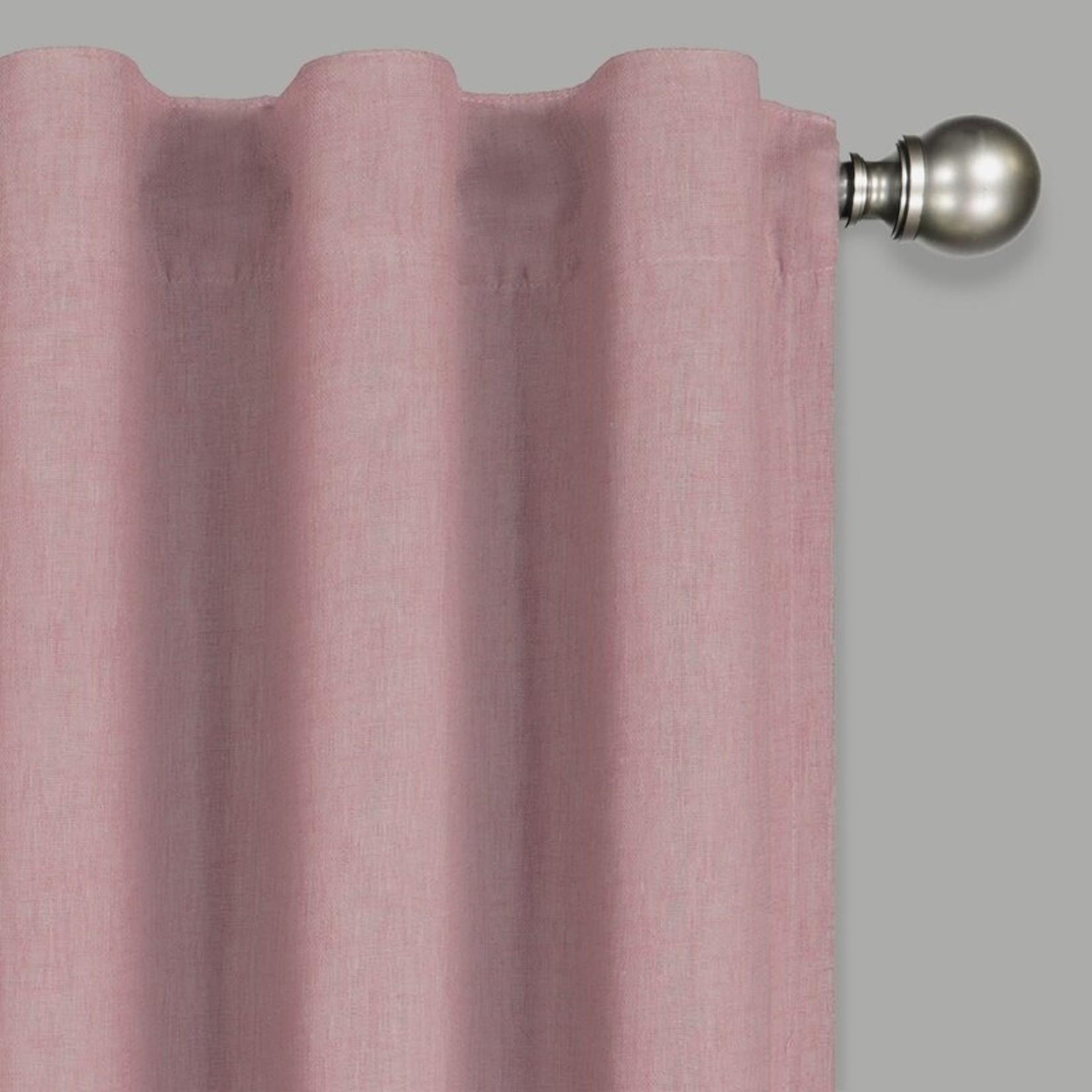 """*50"""" x 84"""" - Billyjo Blackout Rod Pocket Single Curtain Panel"""